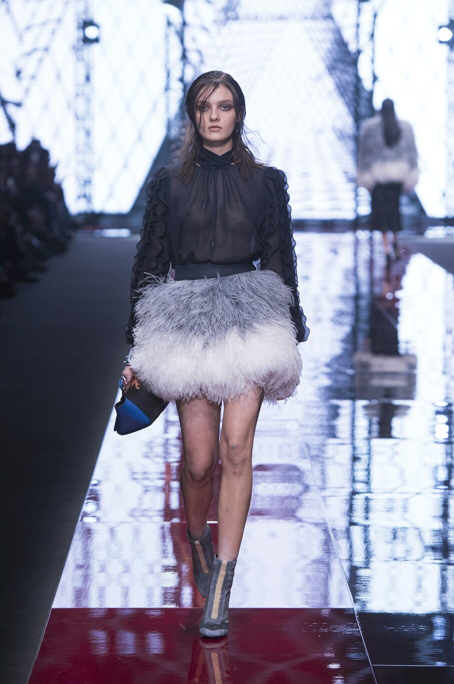 Fall 2015 Women Fashion Show Just Cavalli Collection