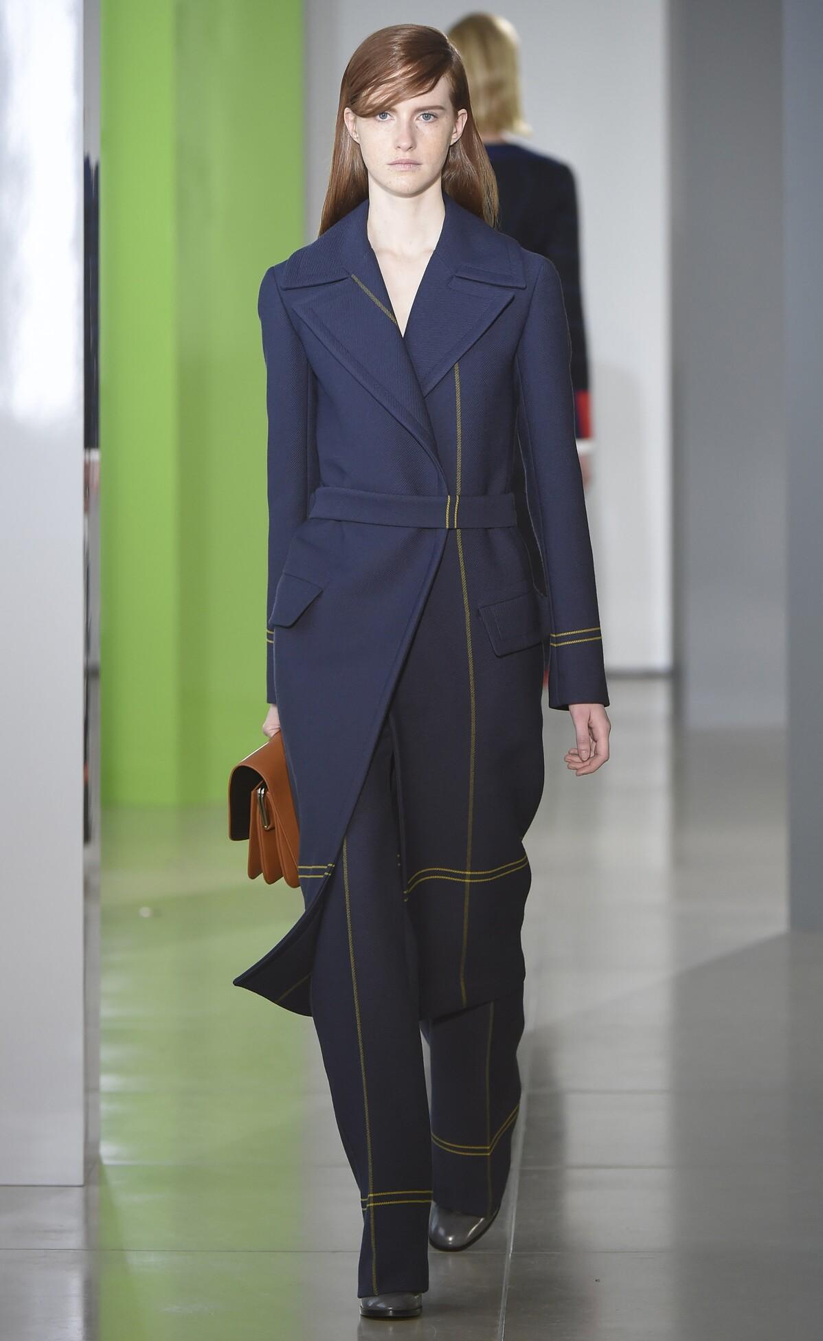 Fall Fashion 2015 2016 Jil Sander Collection