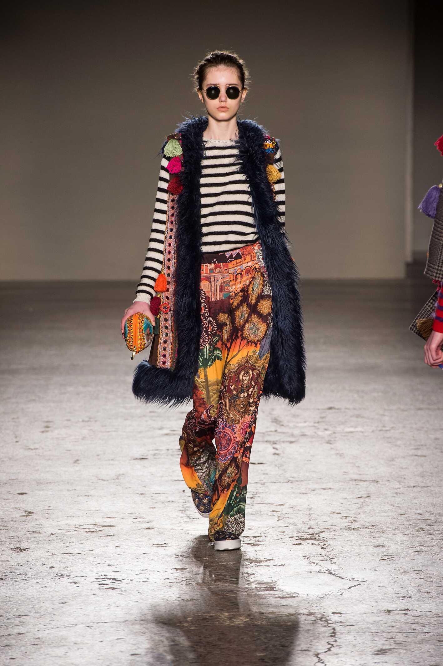 Fall Fashion 2015 2016 Stella Jean Collection