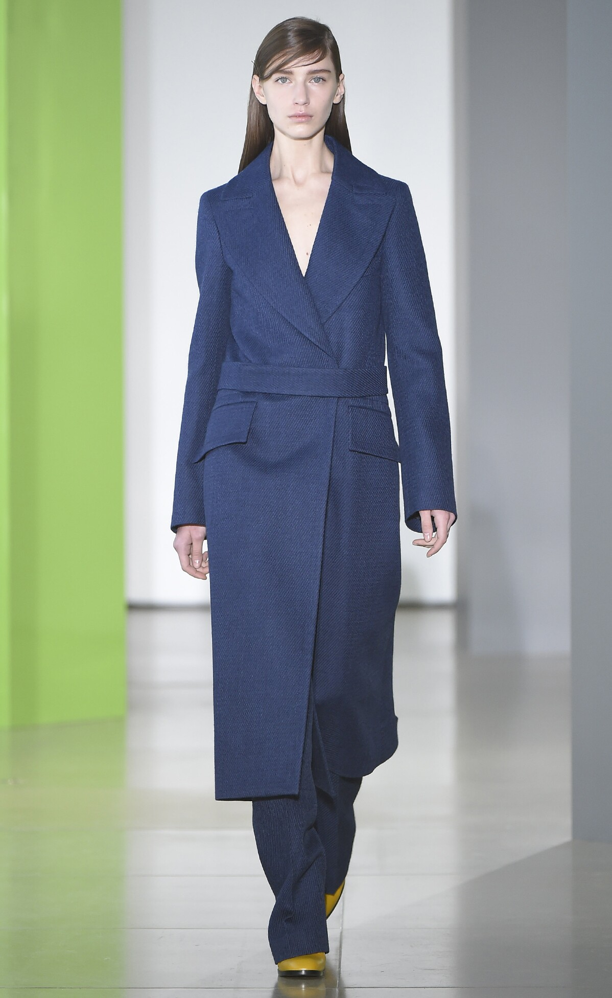 Fall Fashion Woman Jil Sander Collection