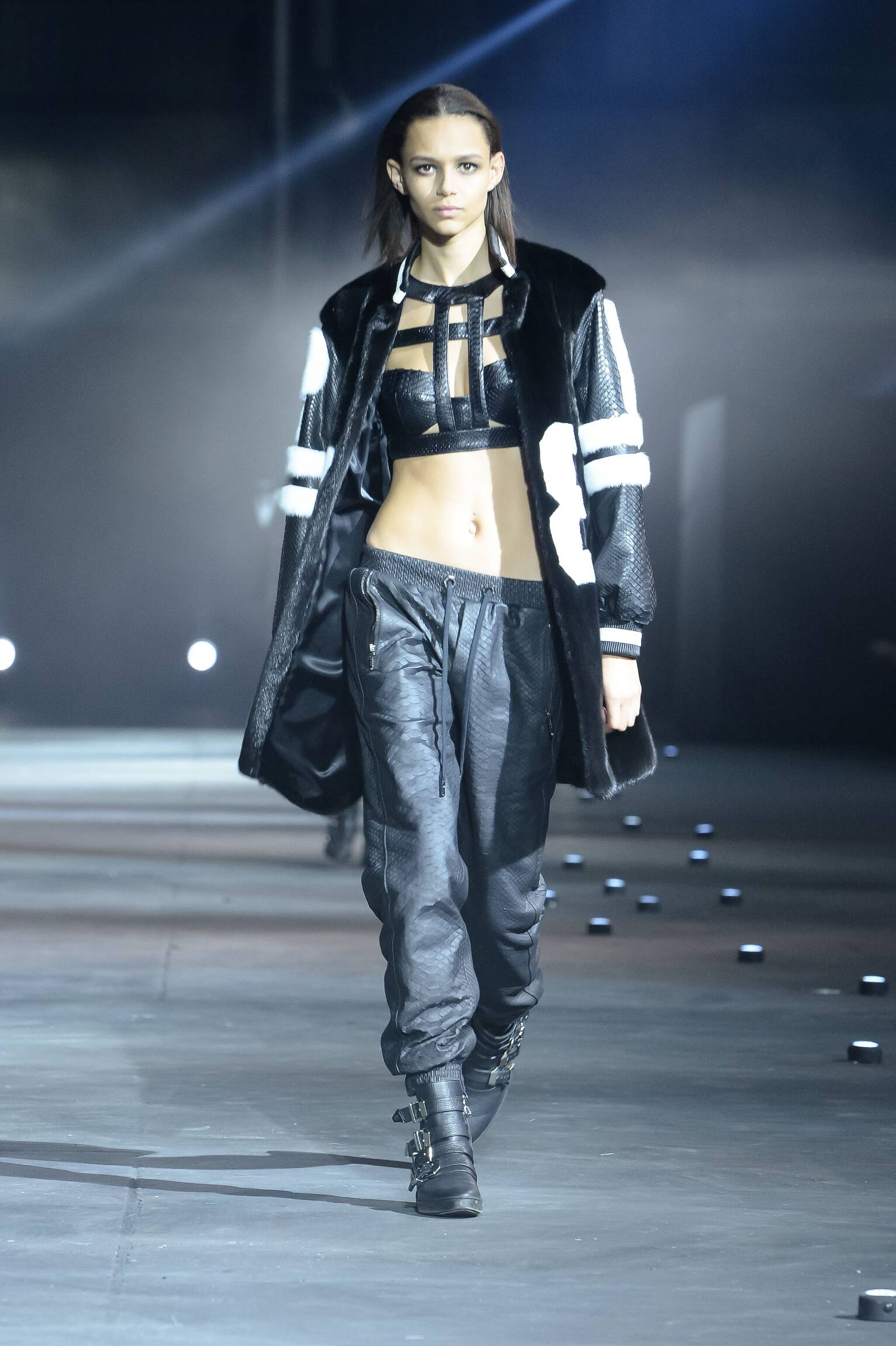 Fall Fashion Woman Philipp Plein Collection