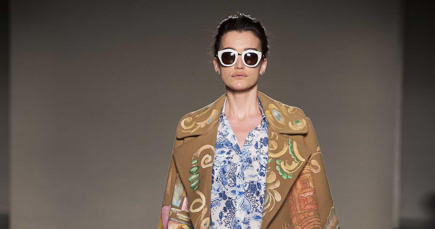 Fall Fashion Woman Stella Jean Collection 2015