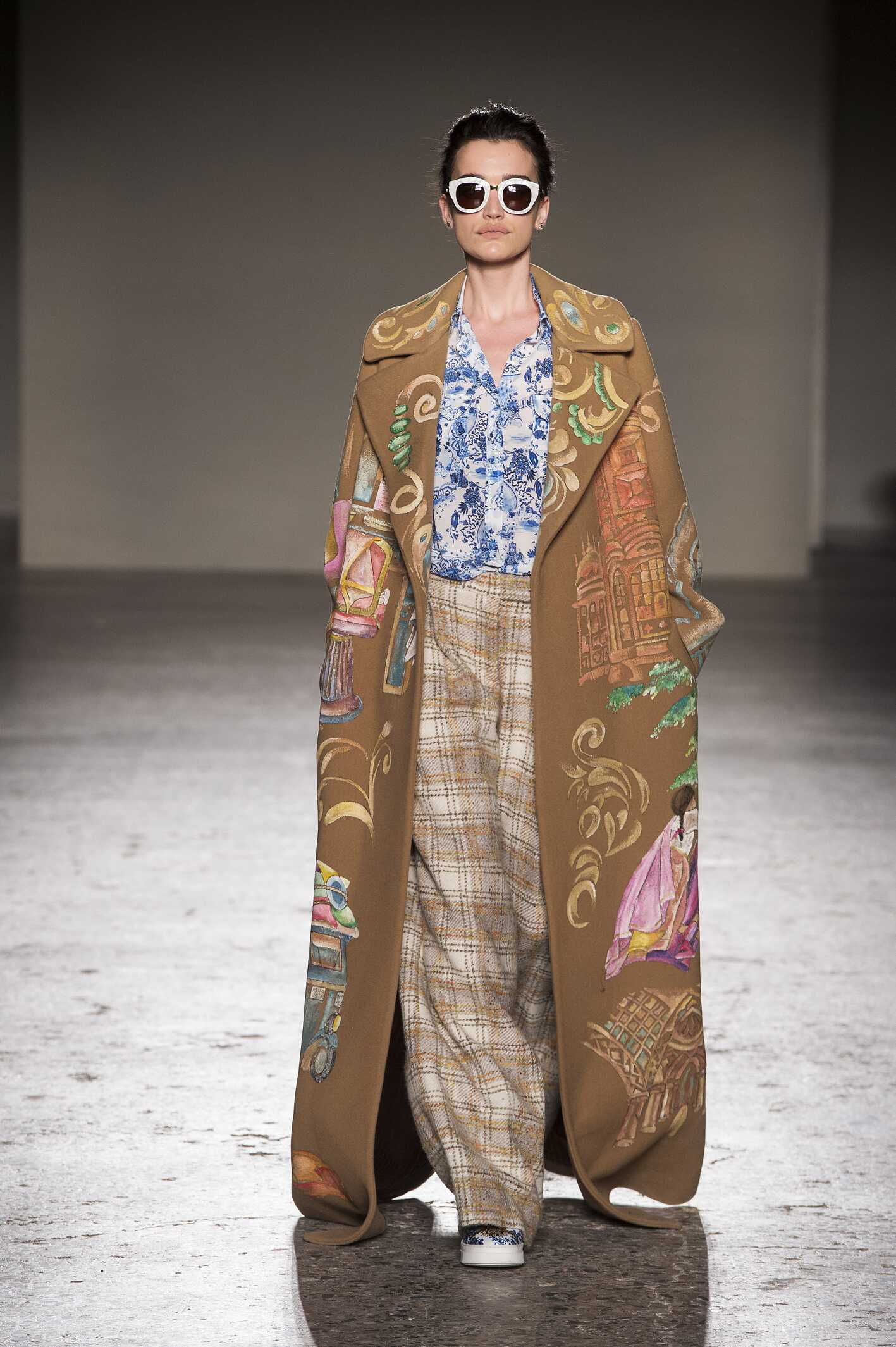Fall Fashion Woman Stella Jean Collection