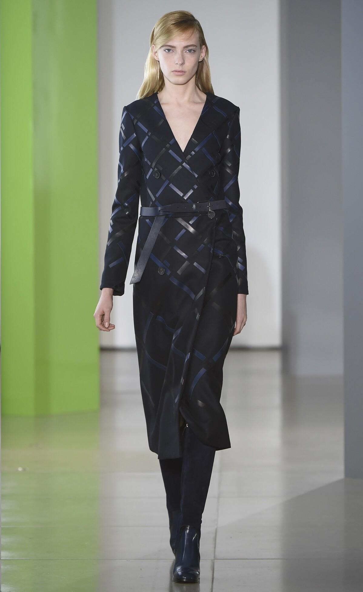 Fall Jil Sander Collection Fashion Women Model