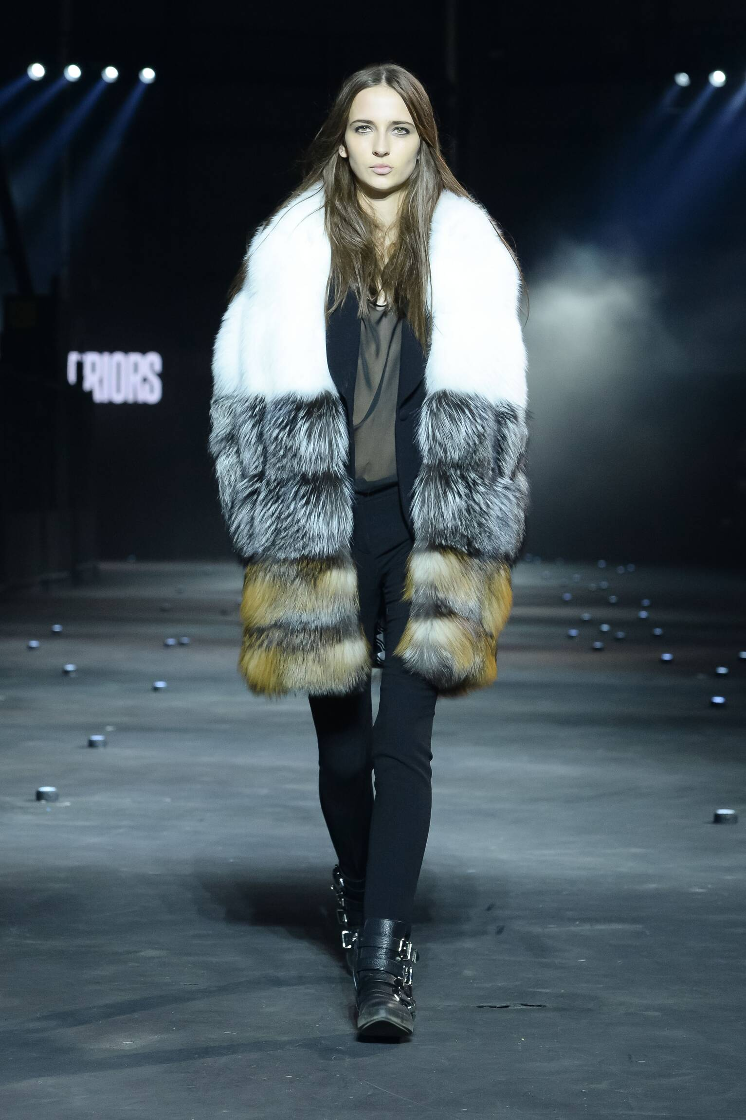 Fall Philipp Plein Collection Fashion Women Model