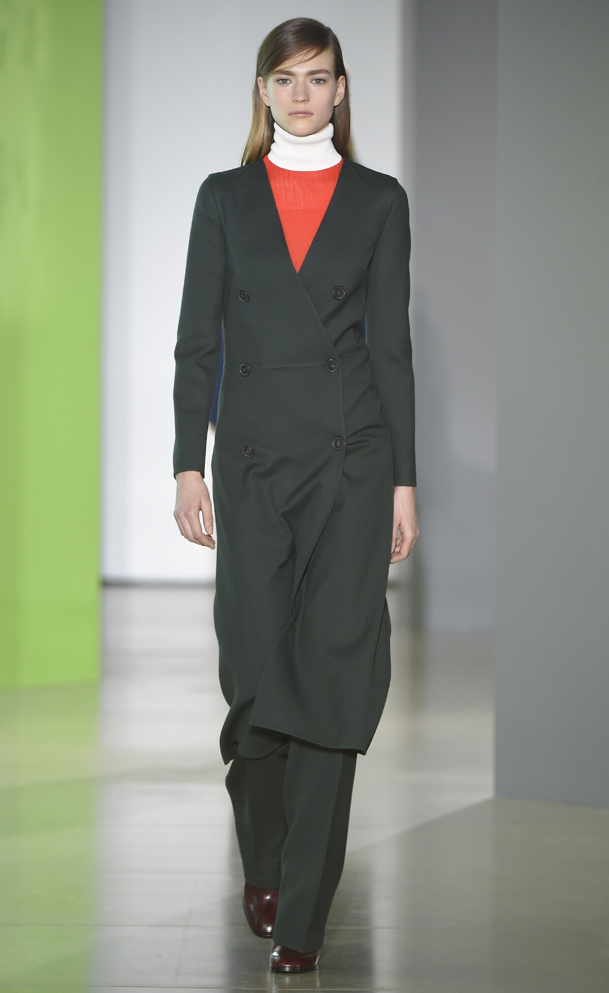 Fall Winter 2015 16 Fashion Collection Jil Sander
