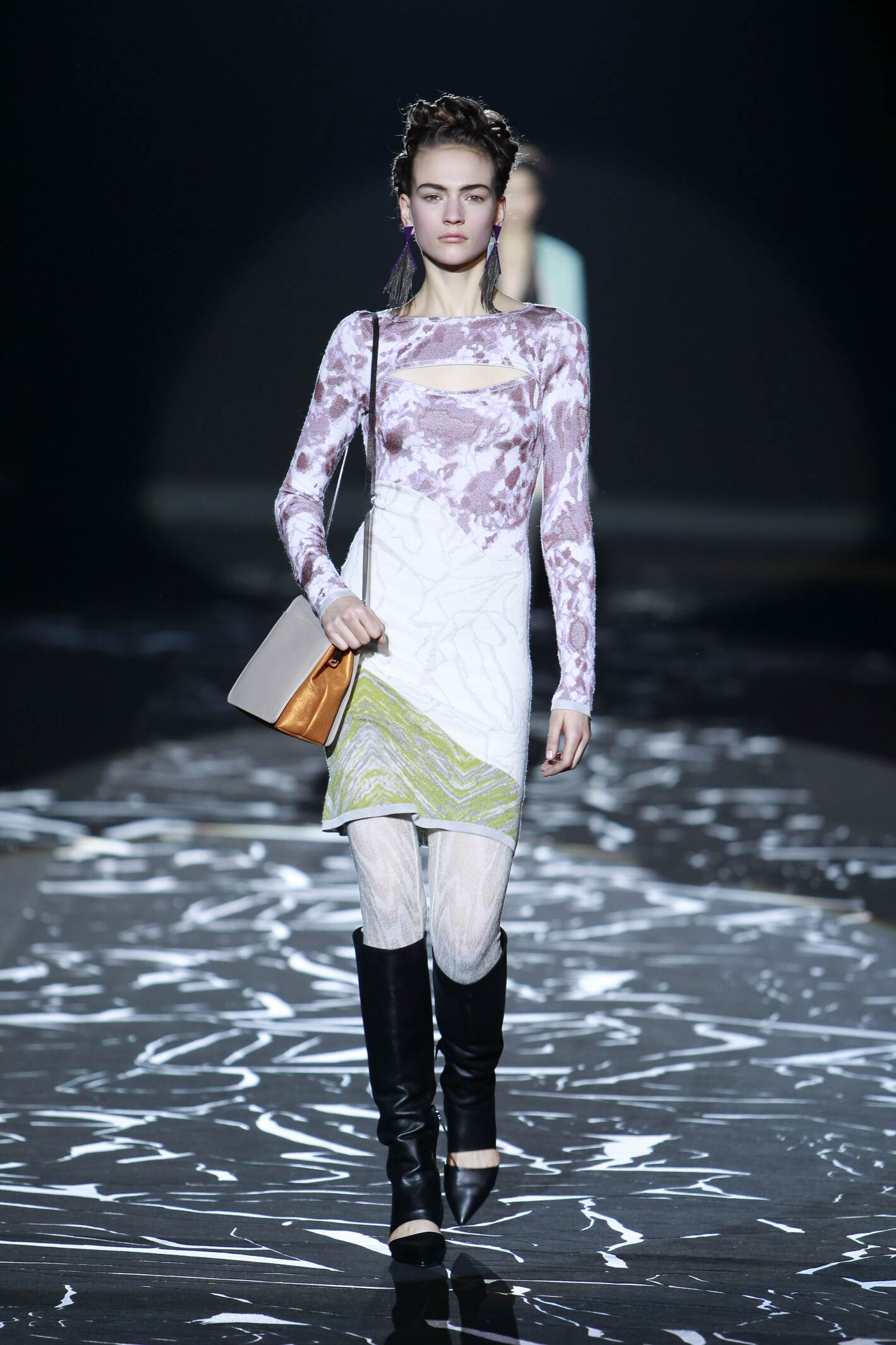 Fall Winter 2015 16 Fashion Collection Missoni