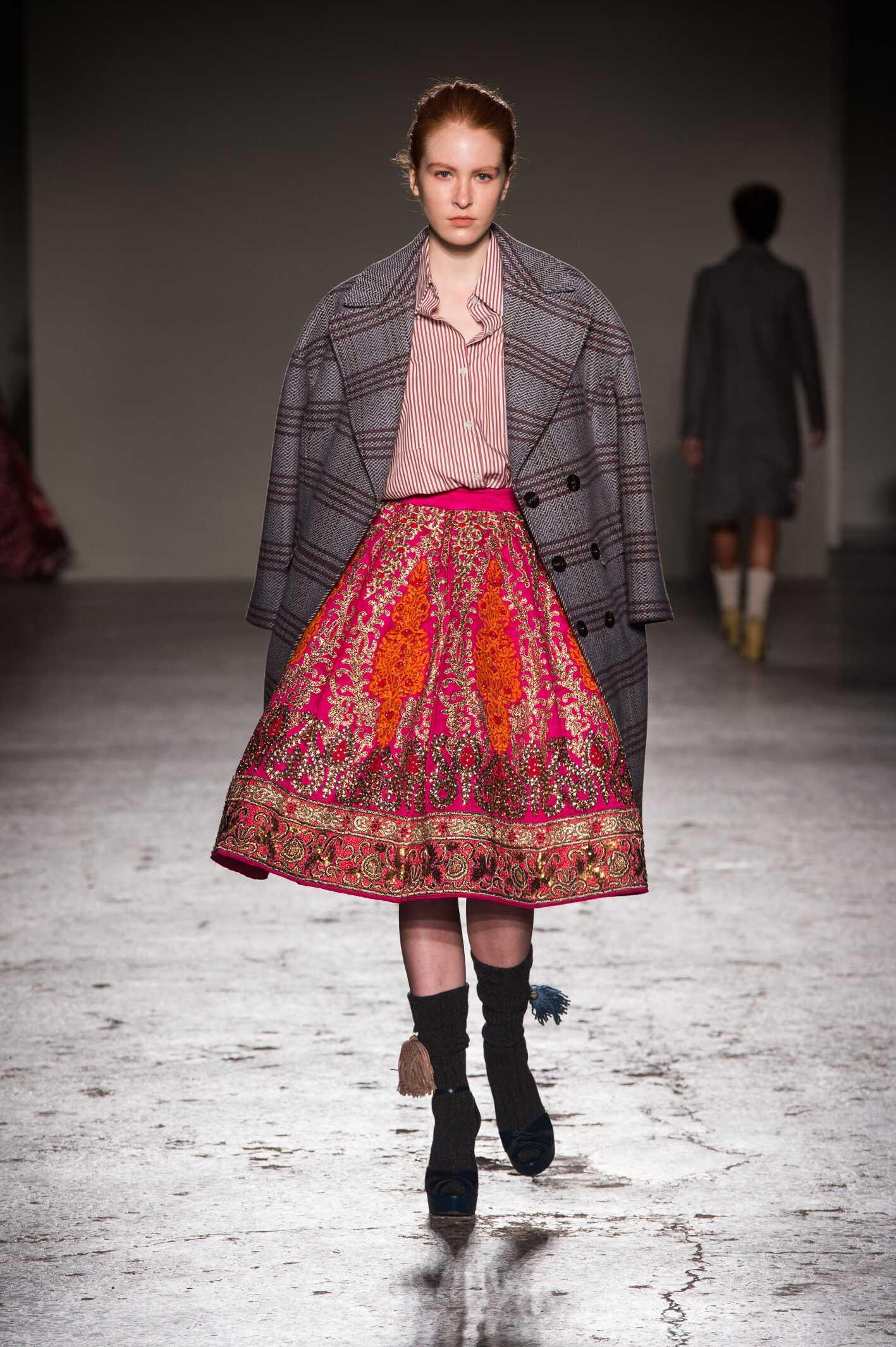 Fall Winter 2015 16 Fashion Collection Stella Jean