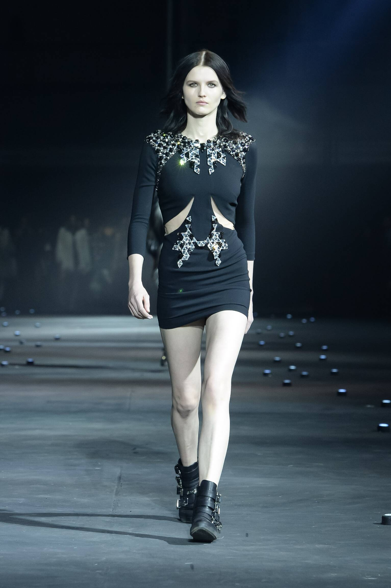 Fashion Show FW 2015 2016 Philipp Plein Womenswear