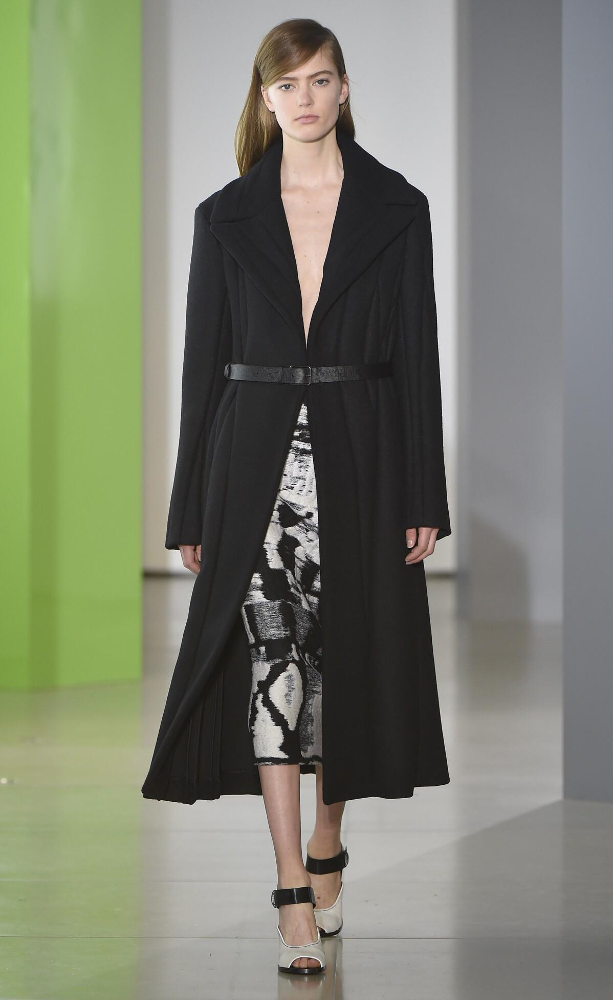 Fashion Winter Trends 2015 2016 Jil Sander