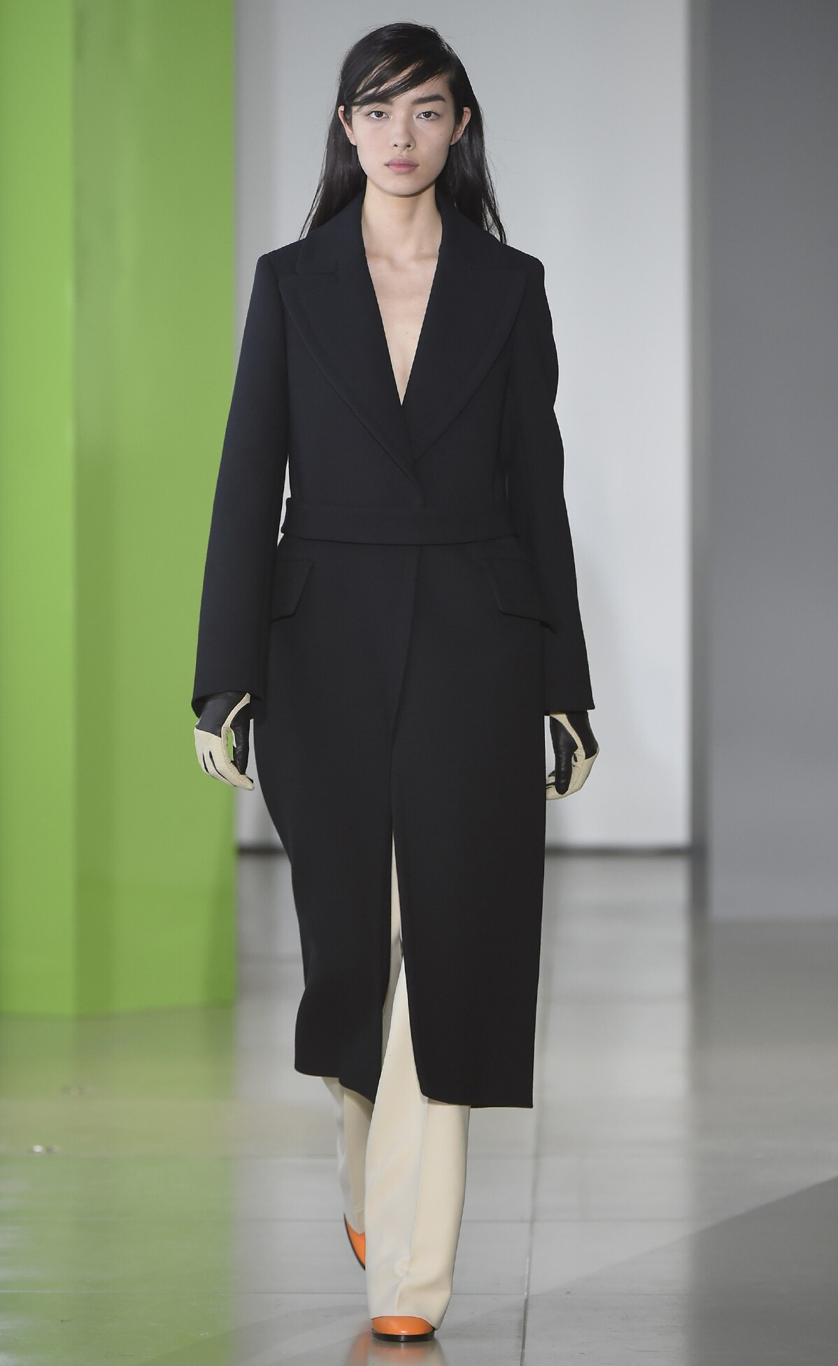 Jil Sander Collection Winter 2015 Catwalk