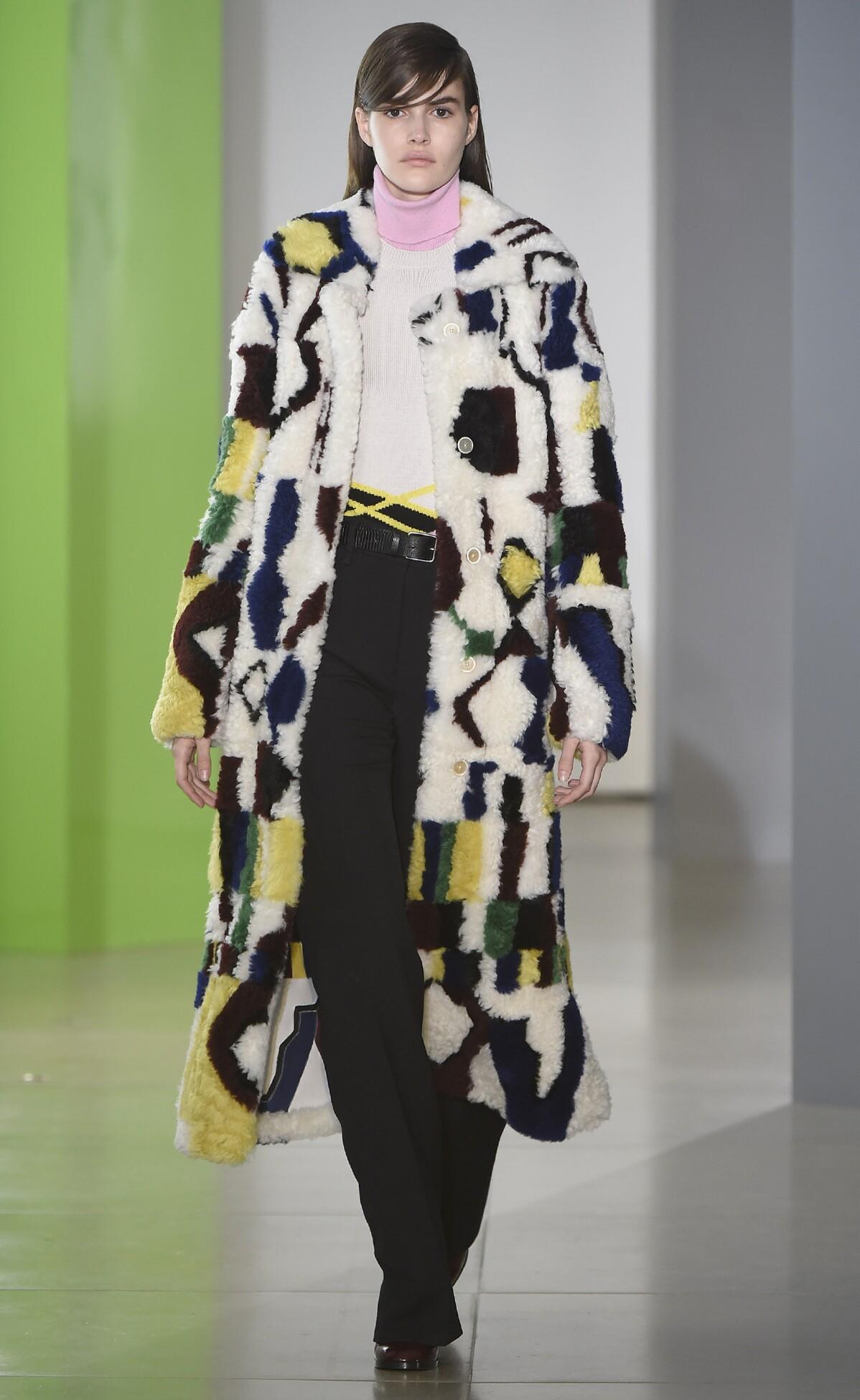Jil Sander Collection Woman 2015
