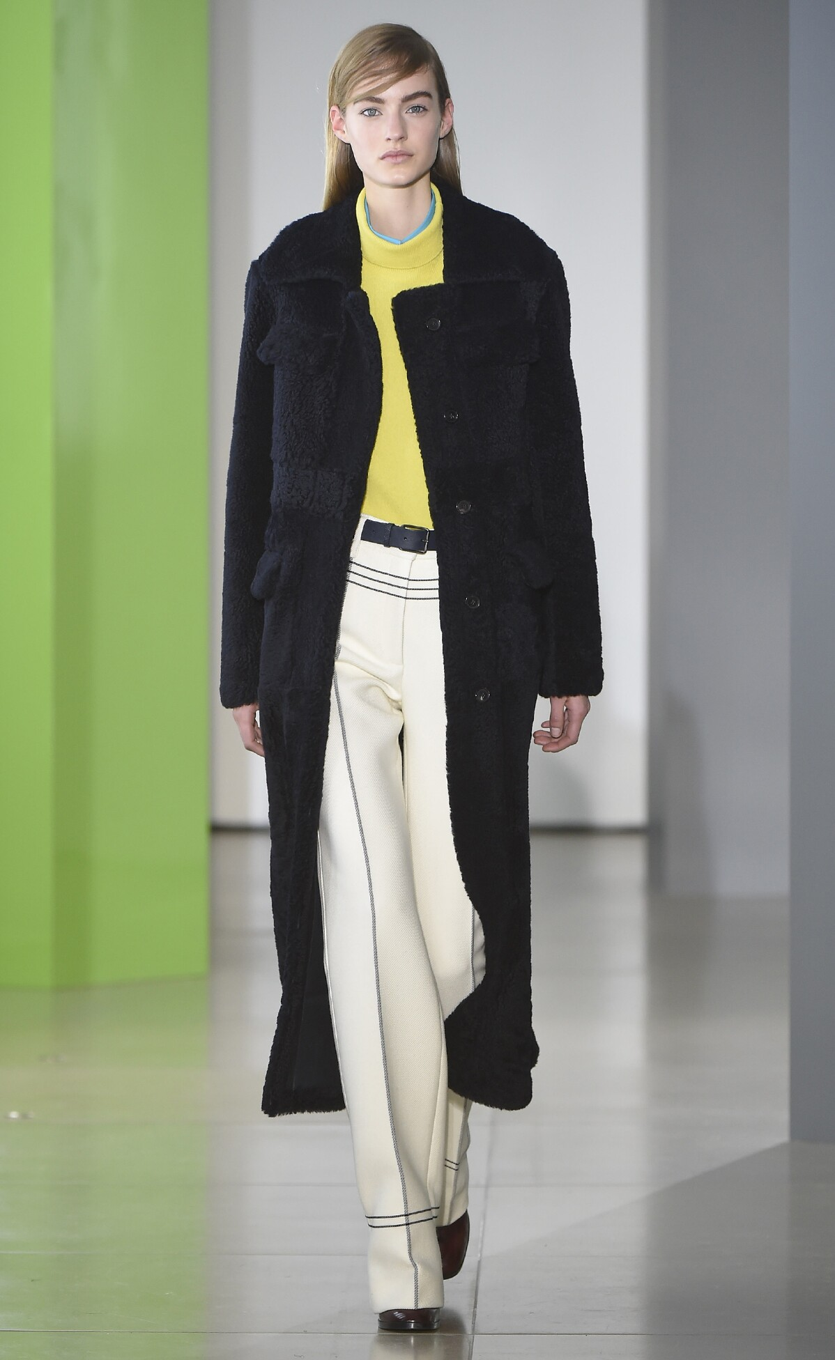 Jil Sander Collection Woman Milan Fashion Week