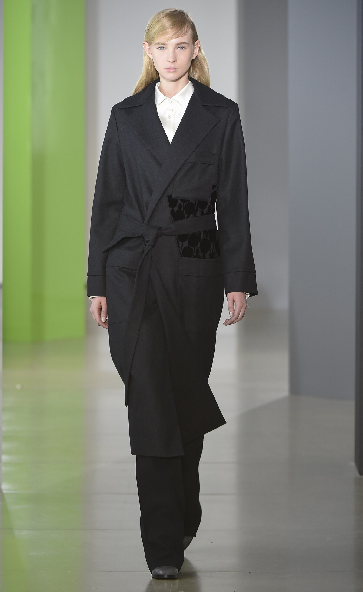 Jil Sander Fall Winter 2015 16 Women's Collection Milan Fashion Week