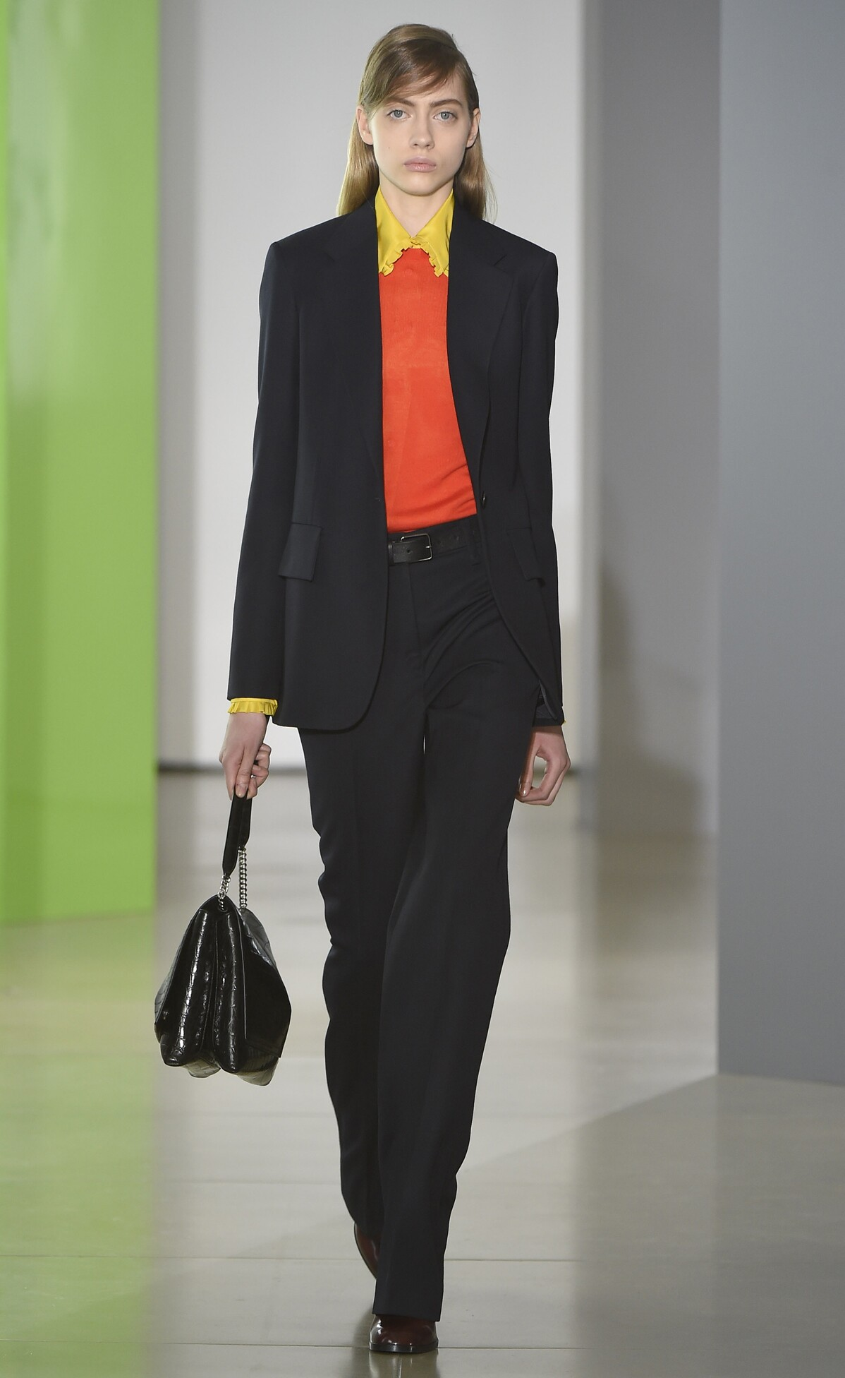 Jil Sander Fall Winter 2015 16 Womens Collection Milan Fashion Week