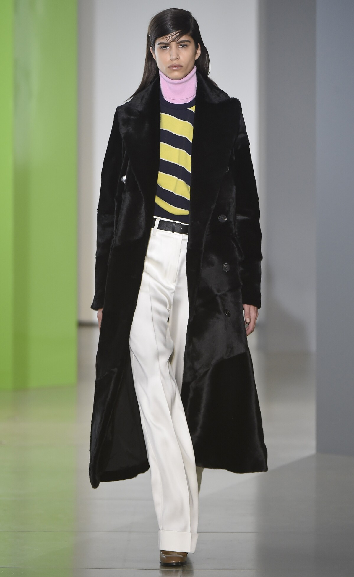 Jil Sander Fall Winter 2015 16 Womenswear Collection Milan Fashion Week Fashion Show