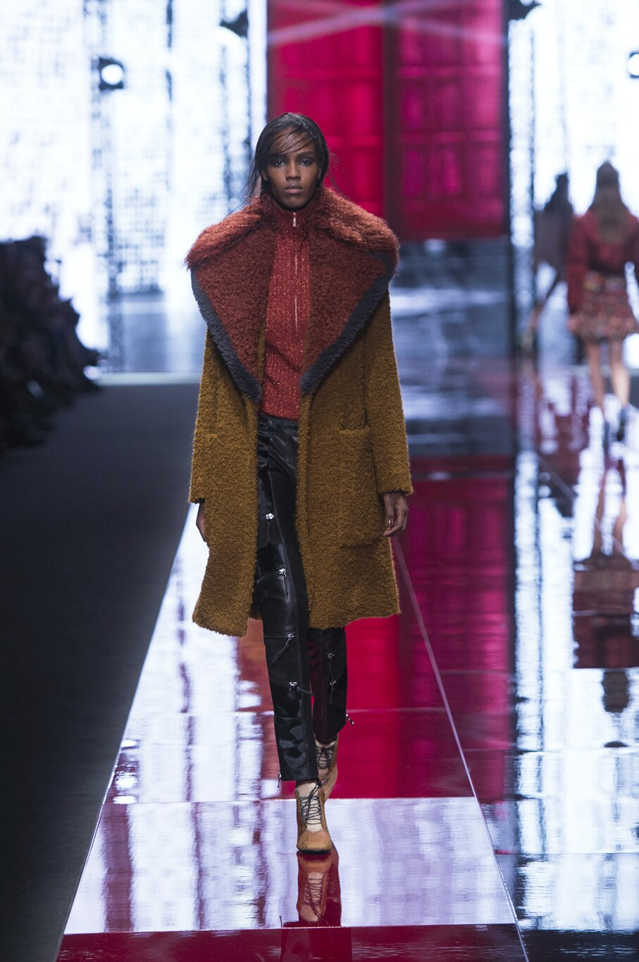 Just Cavalli Collection Milan Fashion Week Womenswear
