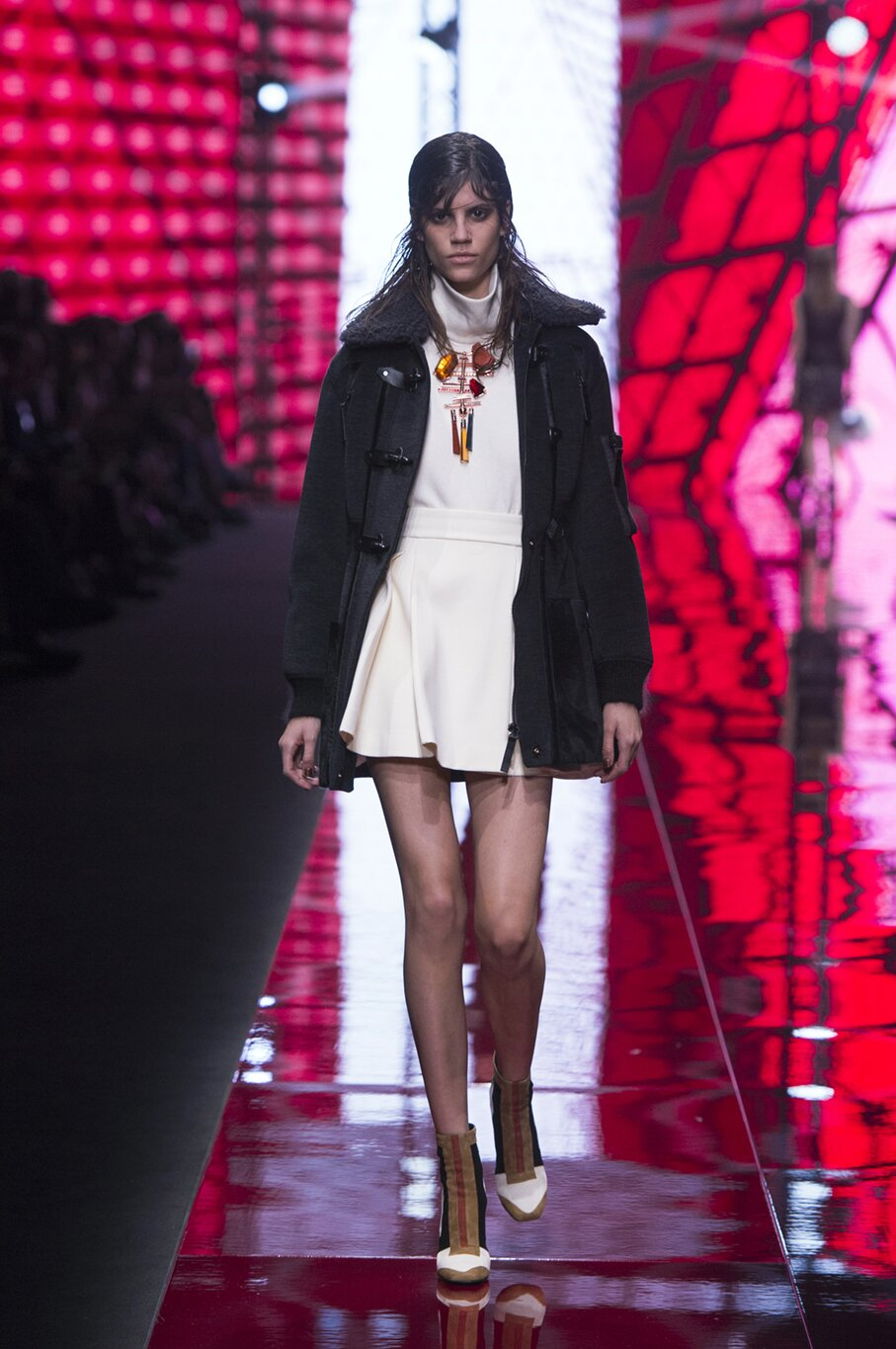 Just Cavalli Fall Winter 2015 16 Womenswear Collection Milan Fashion Week Fashion Show