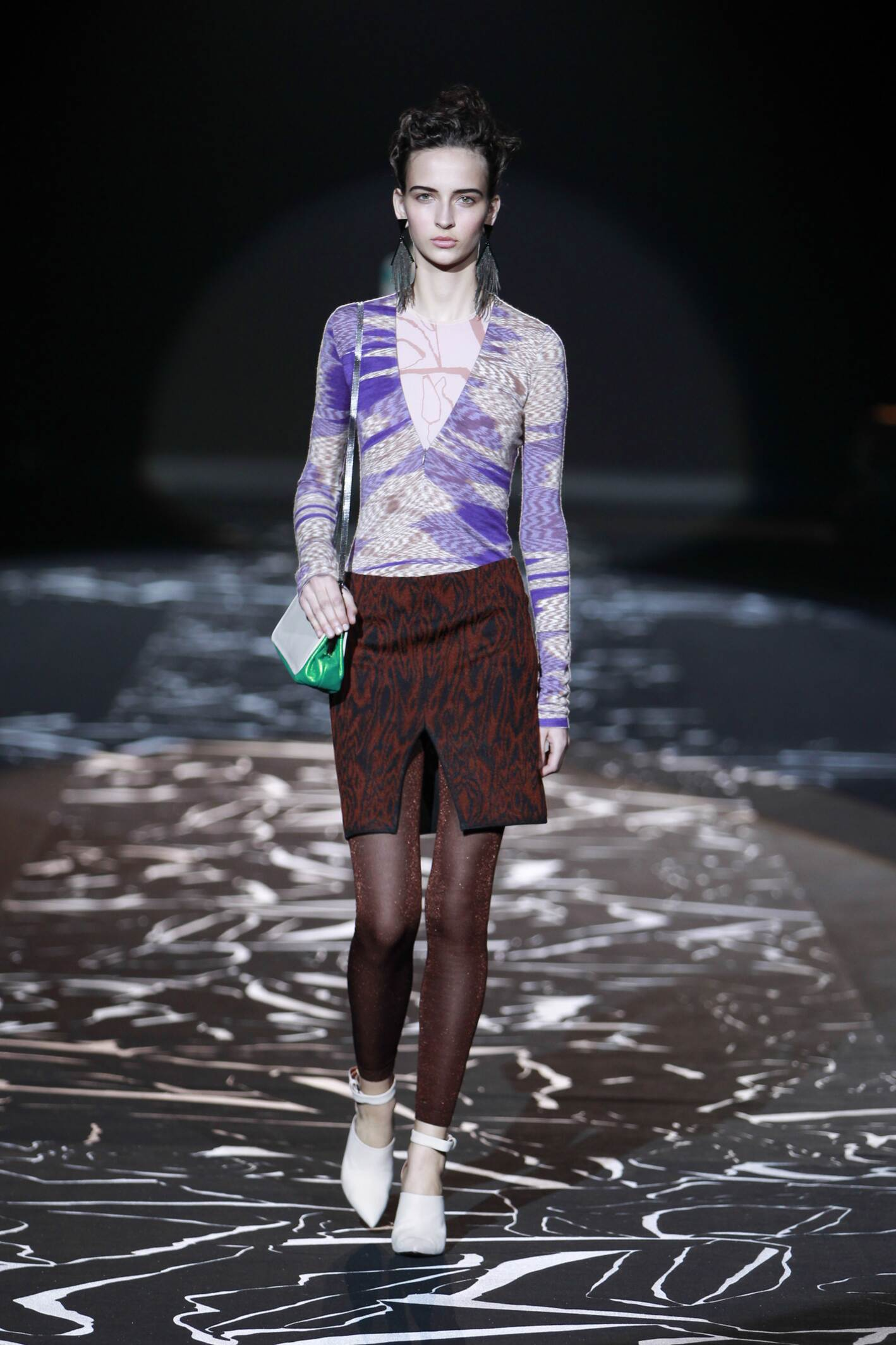 Missoni Collection Catwalk