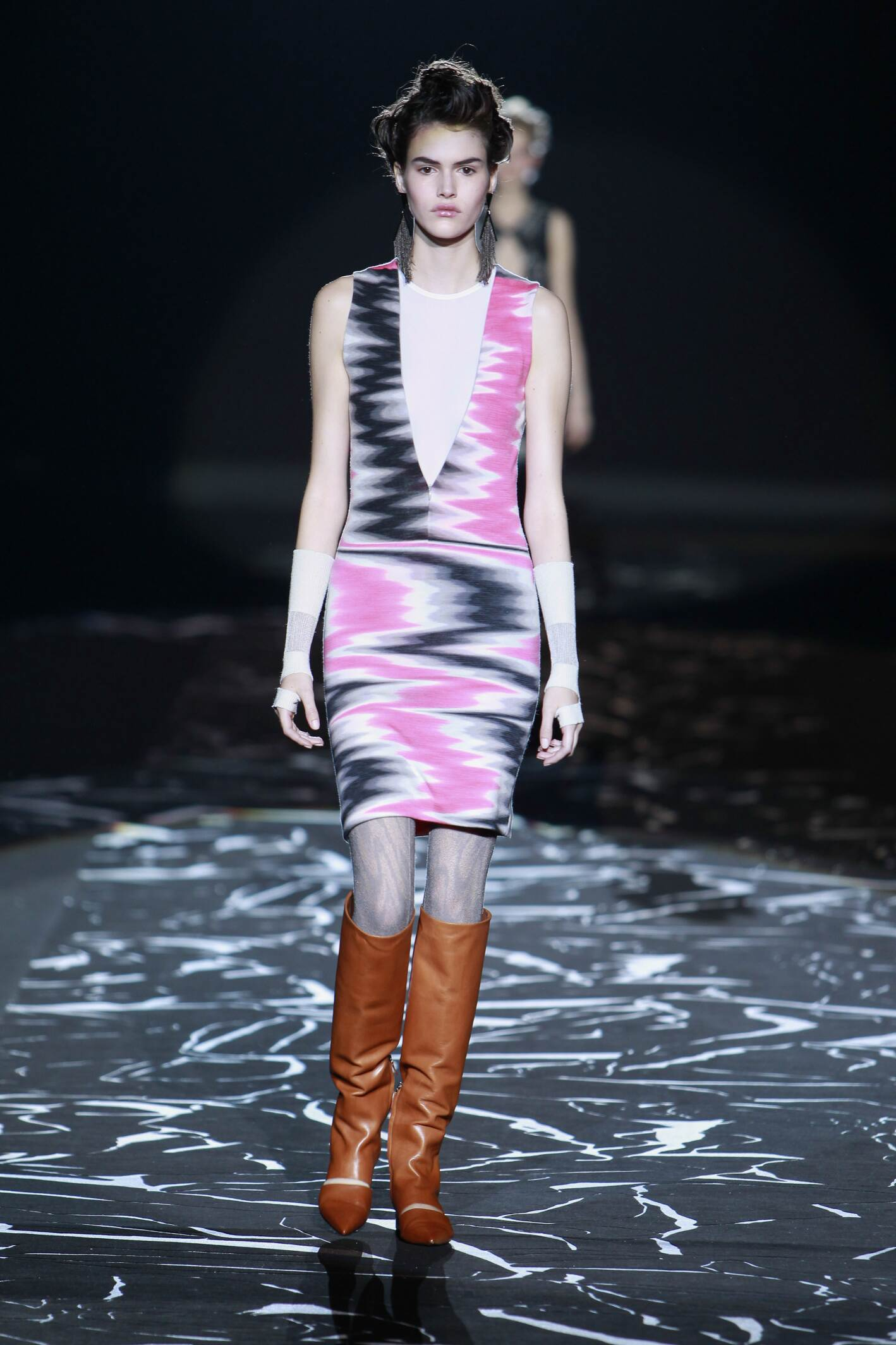 Missoni Fall Winter 2015 16 Womenswear Collection Milan Fashion Week Fashion Show