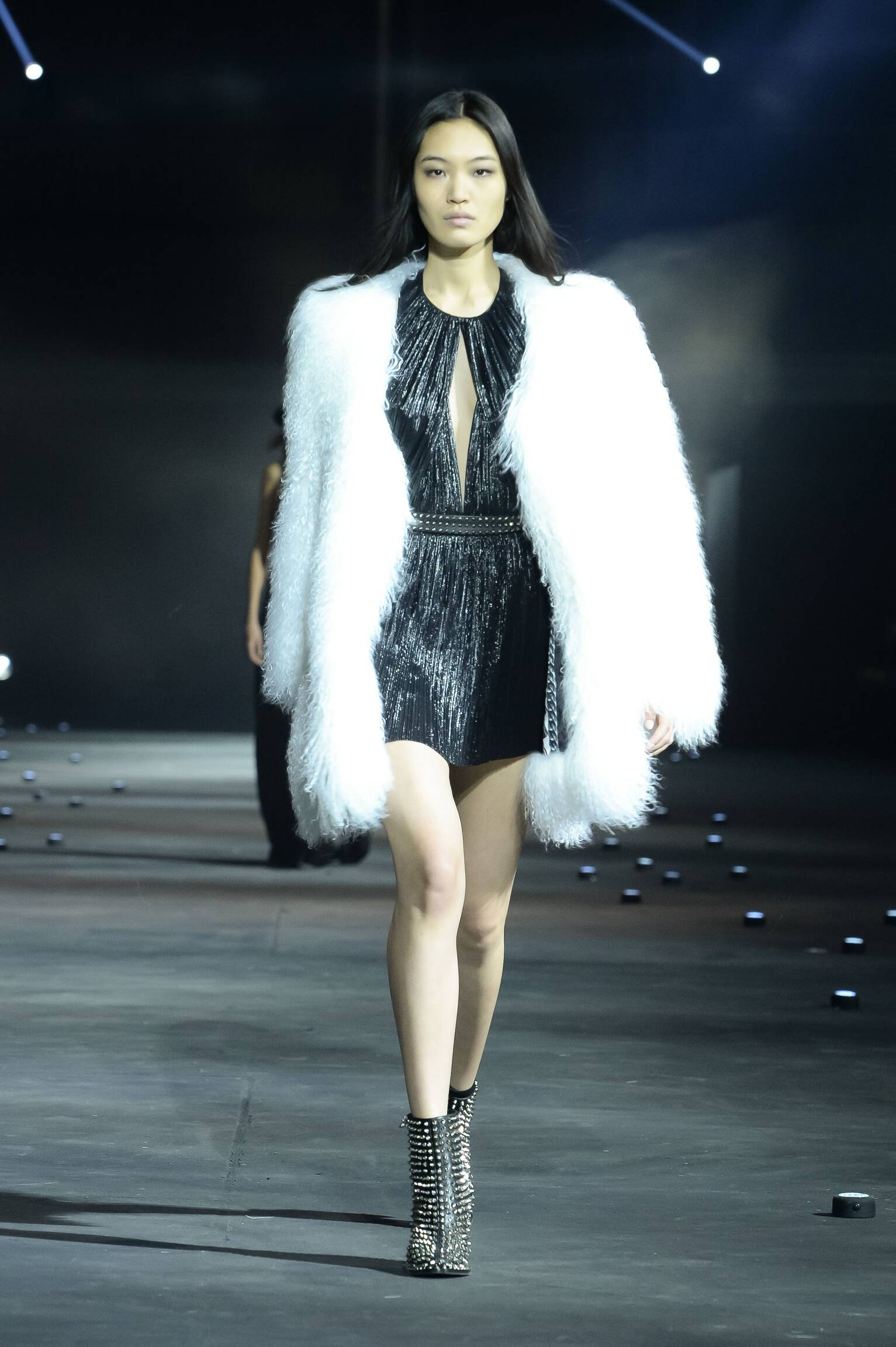 Philipp Plein Collection Fall 2015 Catwalk
