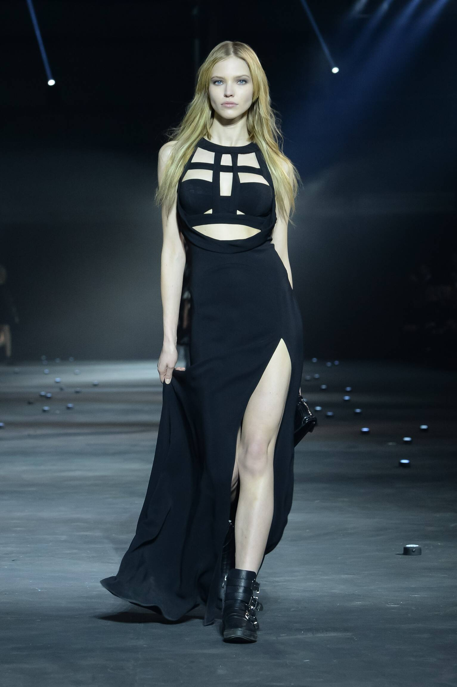 Philipp Plein Collection Winter 2015 Catwalk