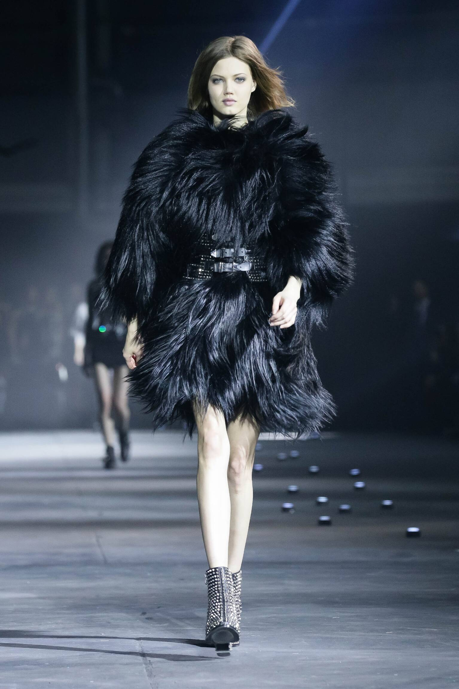 Philipp Plein Fall Winter 2015 16 Women's Collection Milan Fashion Week