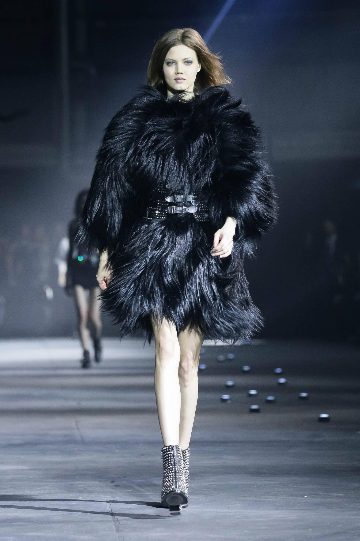 Philipp Plein Fall Winter 2015 16 Women's Collection Milan Fashion Week