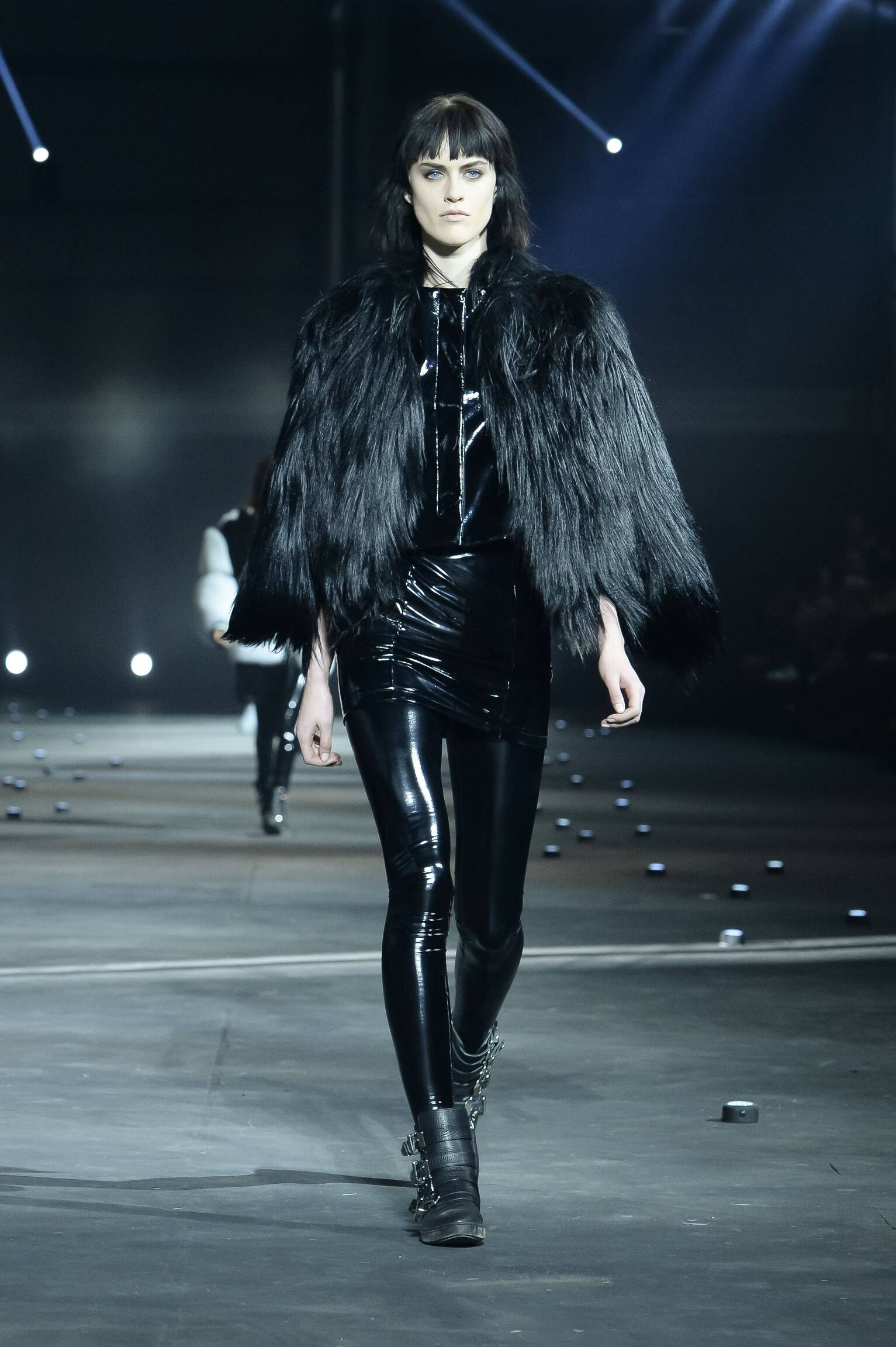 Philipp Plein Fall Winter 2015 16 Womenswear Collection Milan Fashion Week Fashion Show
