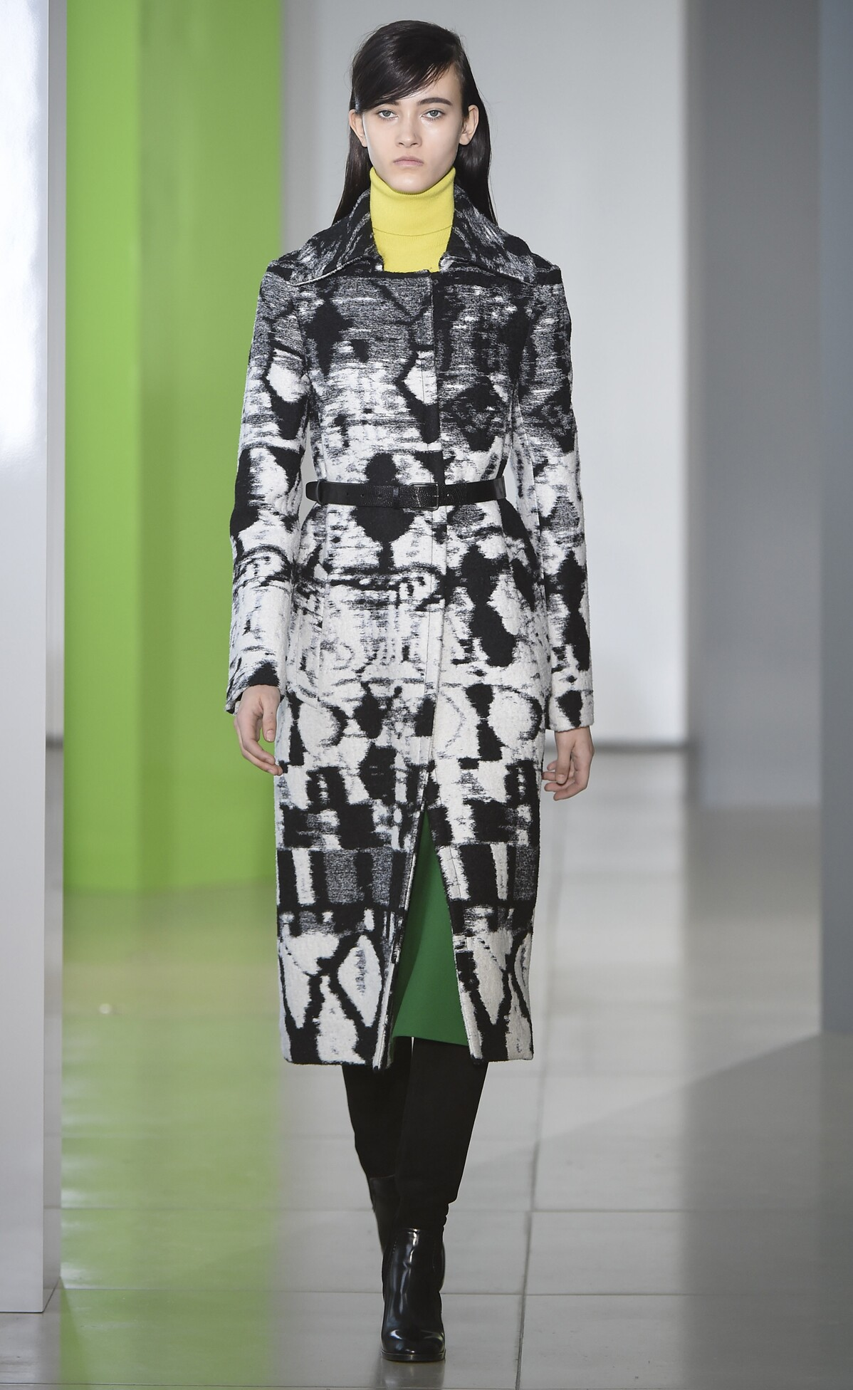 Runway Jil Sander Fashion Show Winter 2015