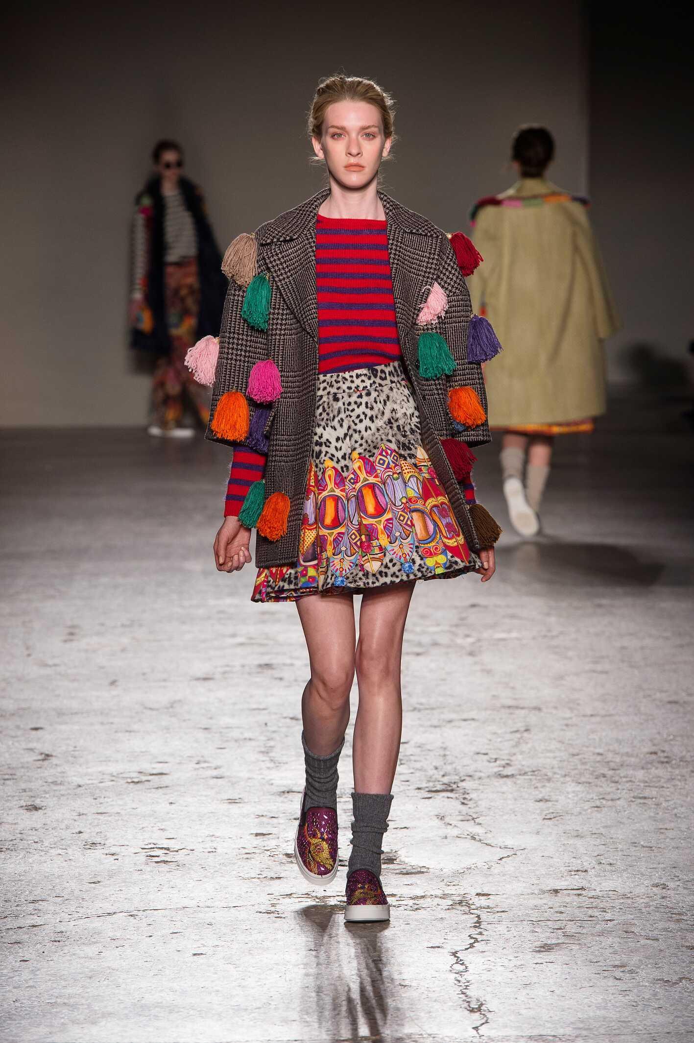 Stella Jean Collection Milan Fashion Week Womenswear