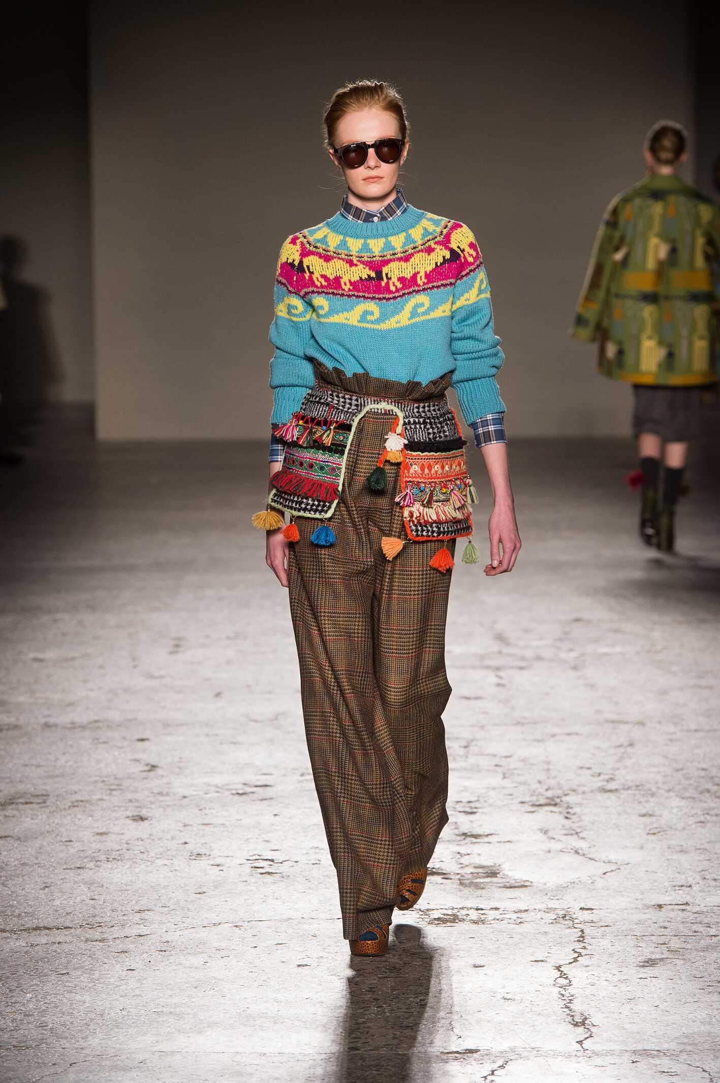 Stella Jean Collection Milan Fashion Week