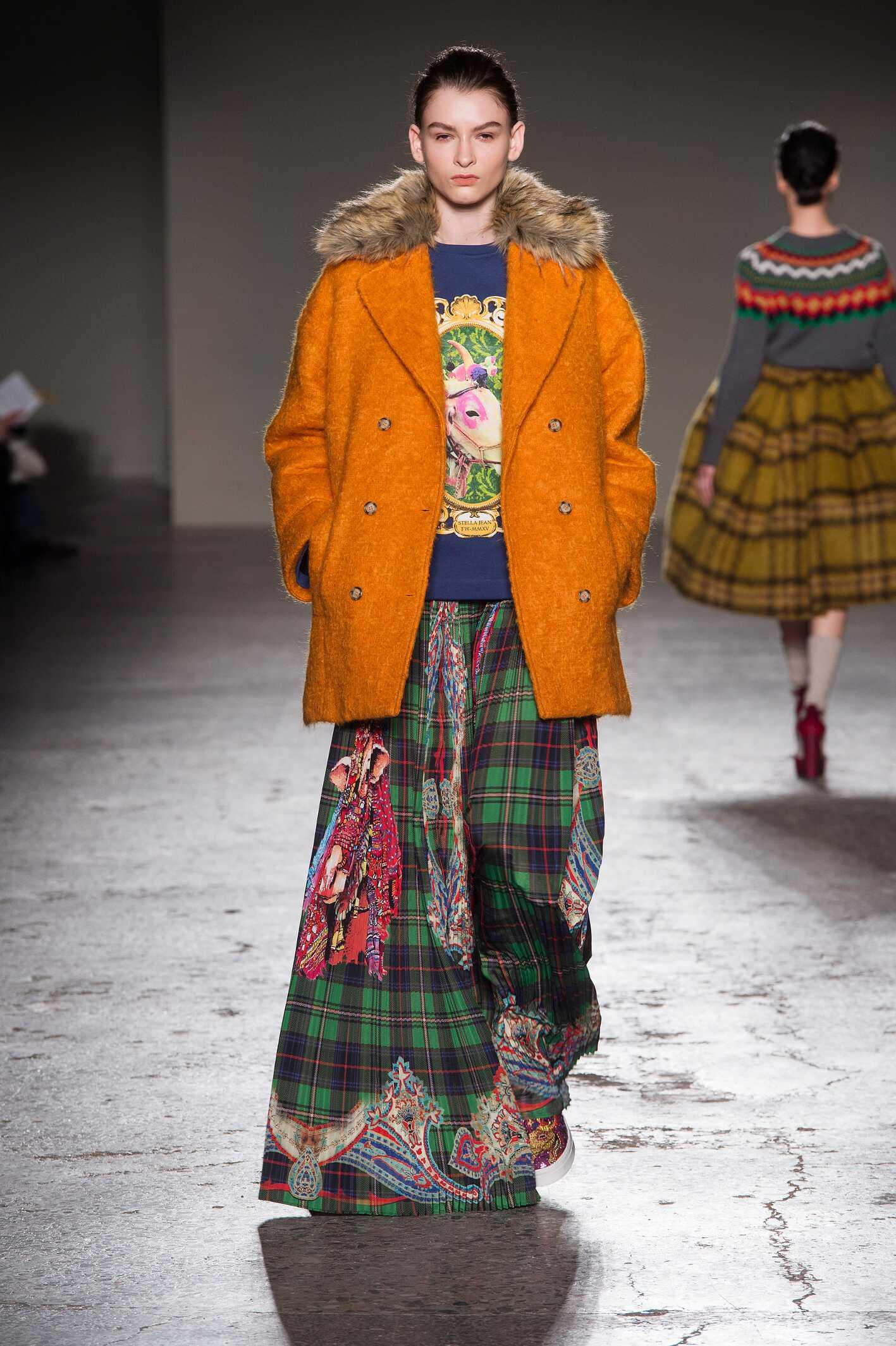 Stella Jean Fall Winter 2015 16 Womenswear Collection Milan Fashion Week Fashion Show