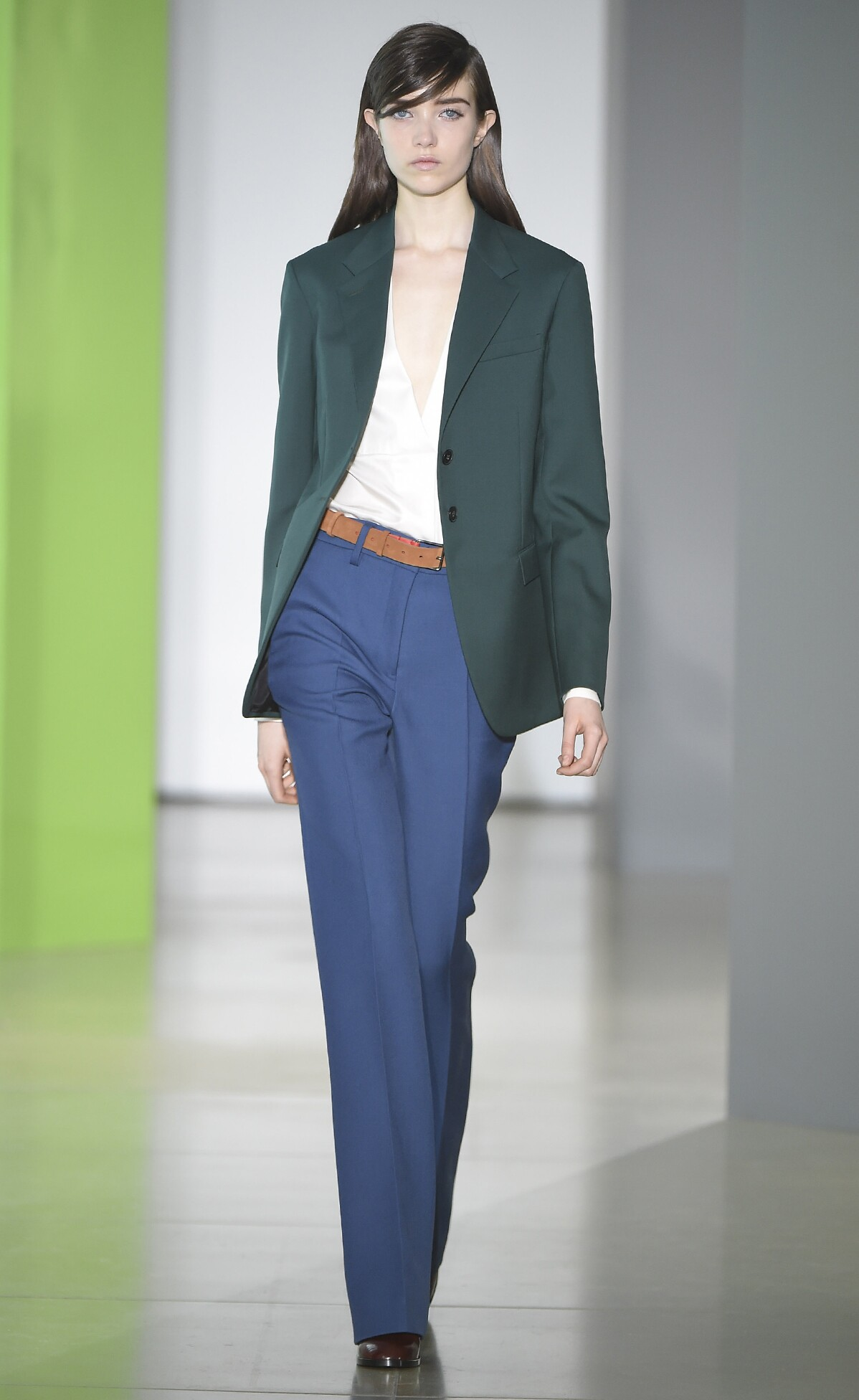 Winter 2015 Fashion Show Jil Sander Collection