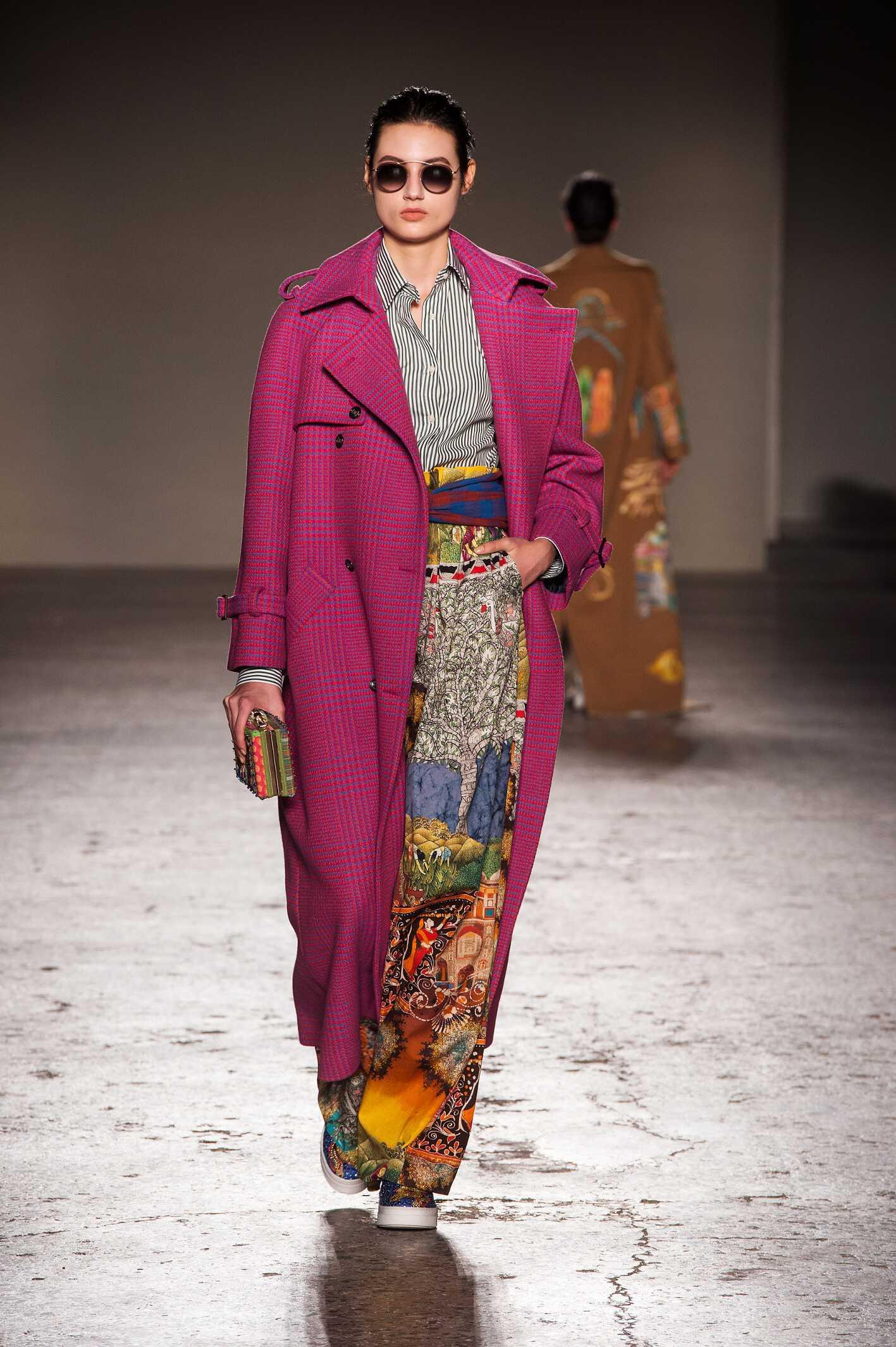 Winter 2015 Fashion Show Stella Jean Collection