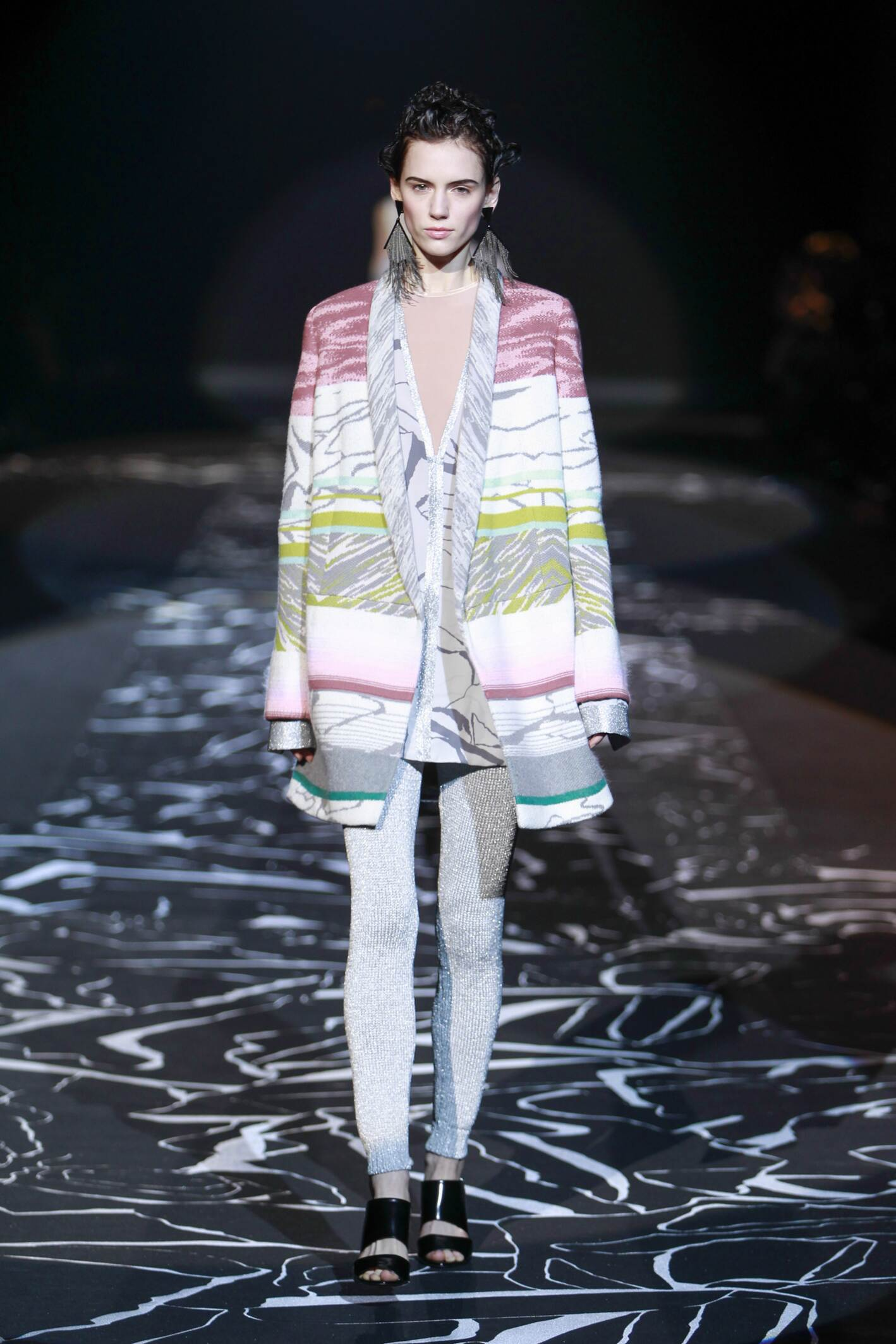 Winter 2015 Fashion Trends Missoni Collection
