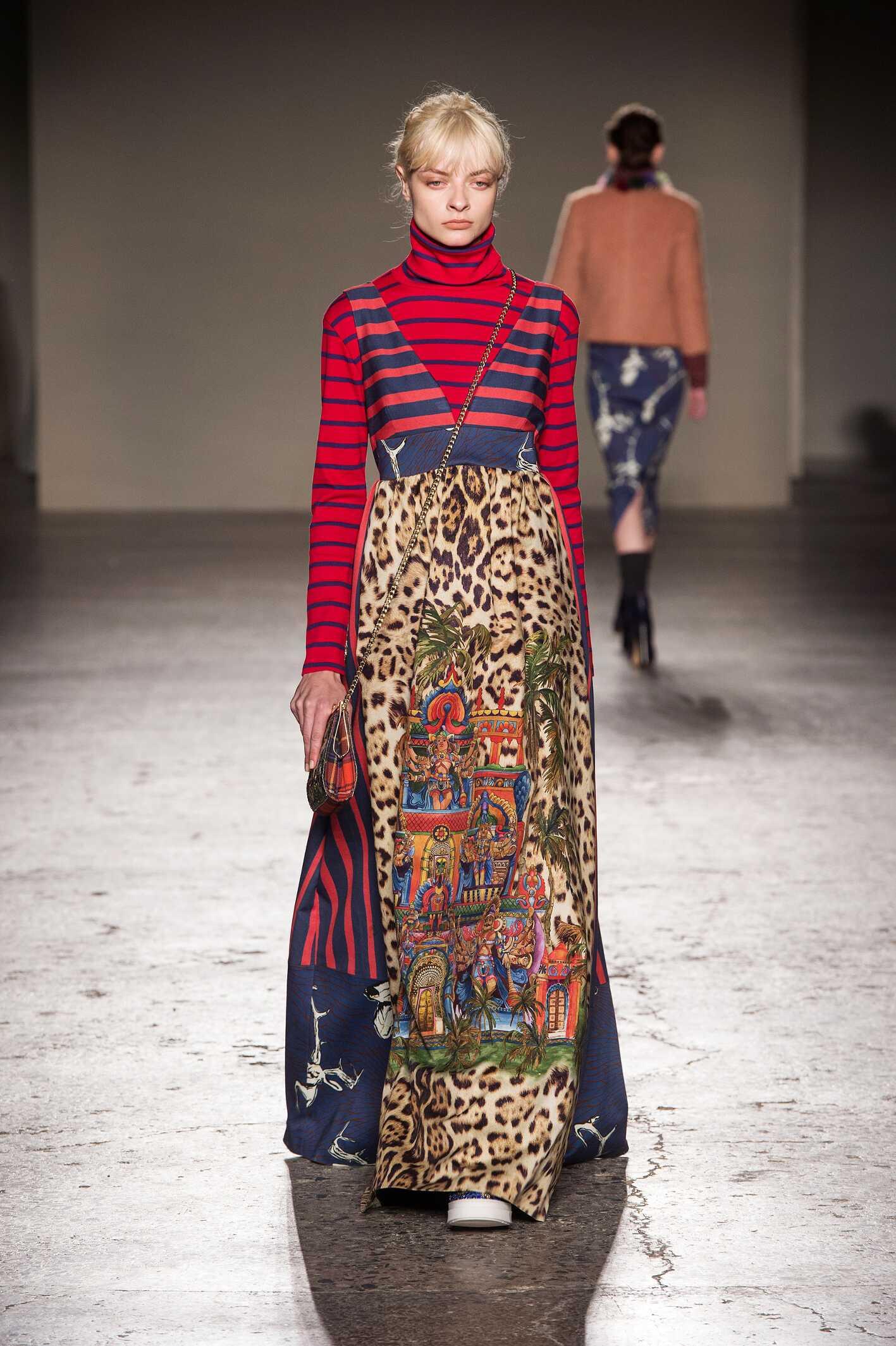 Winter 2015 Fashion Trends Stella Jean Collection
