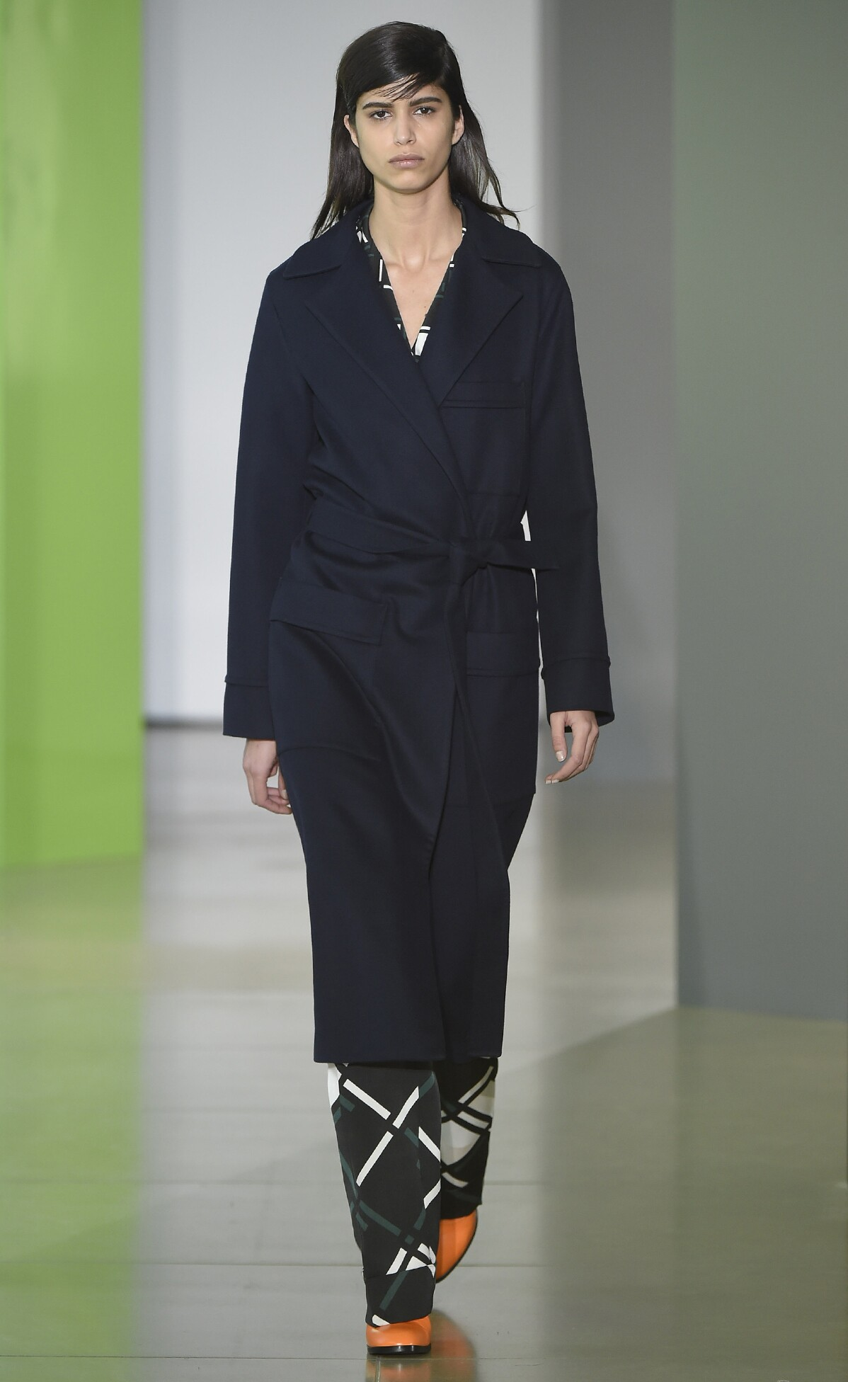 Winter Fashion Trends 2015 2016 Jil Sander Collection