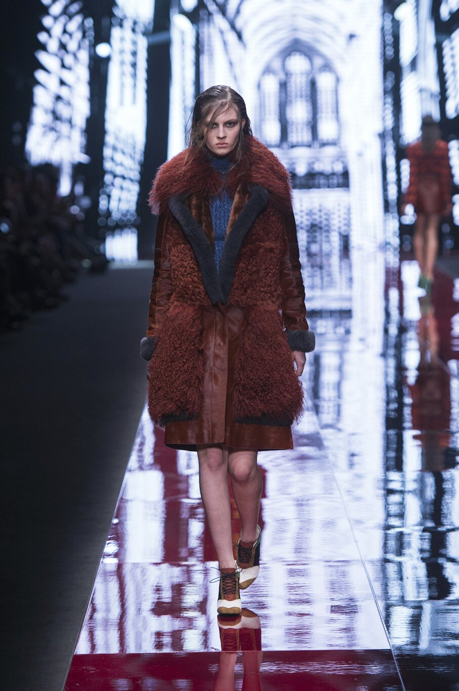 Winter Fashion Trends 2015 2016 Just Cavalli Collection