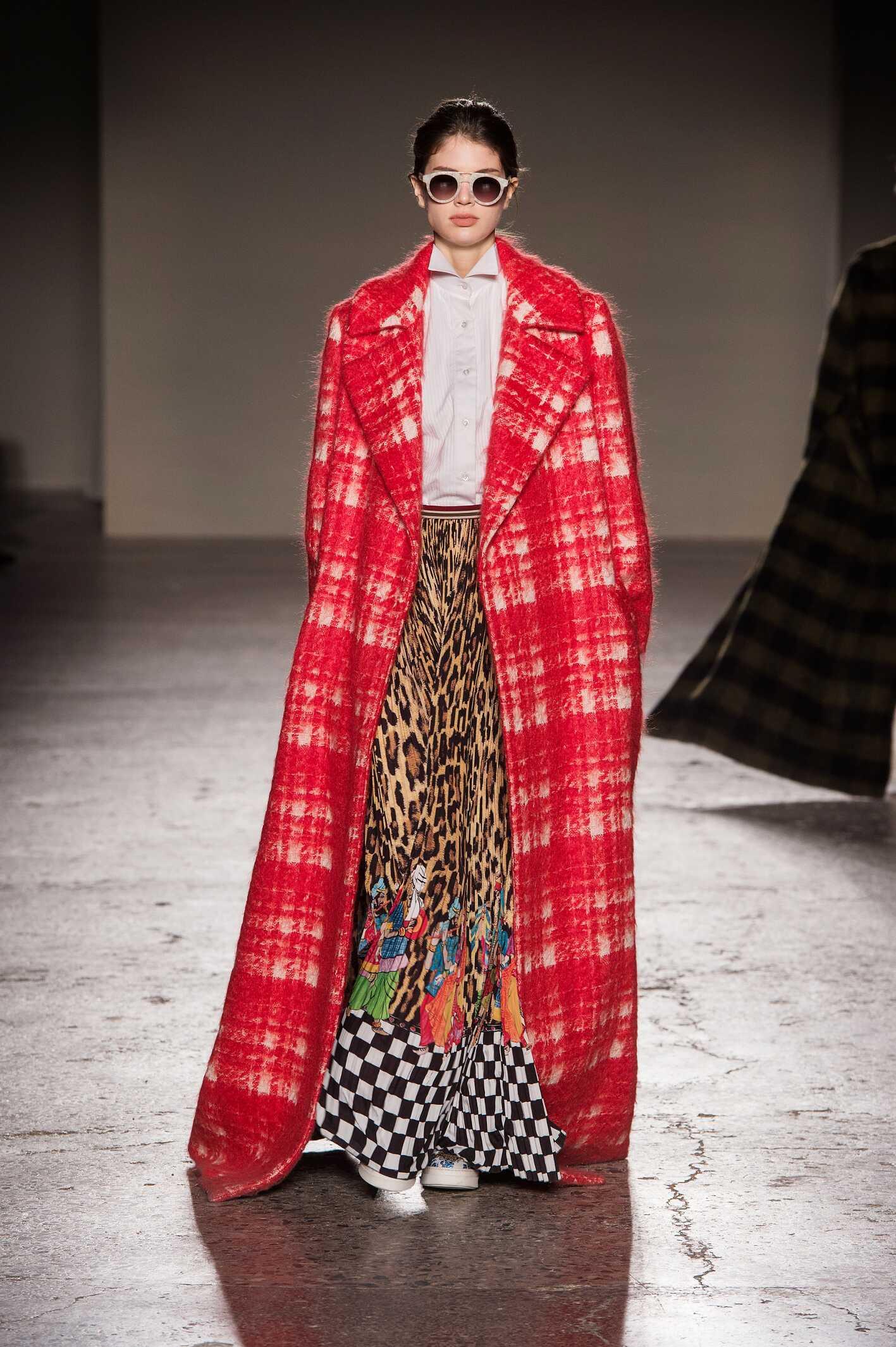 Winter Fashion Trends 2015 2016 Stella Jean Collection