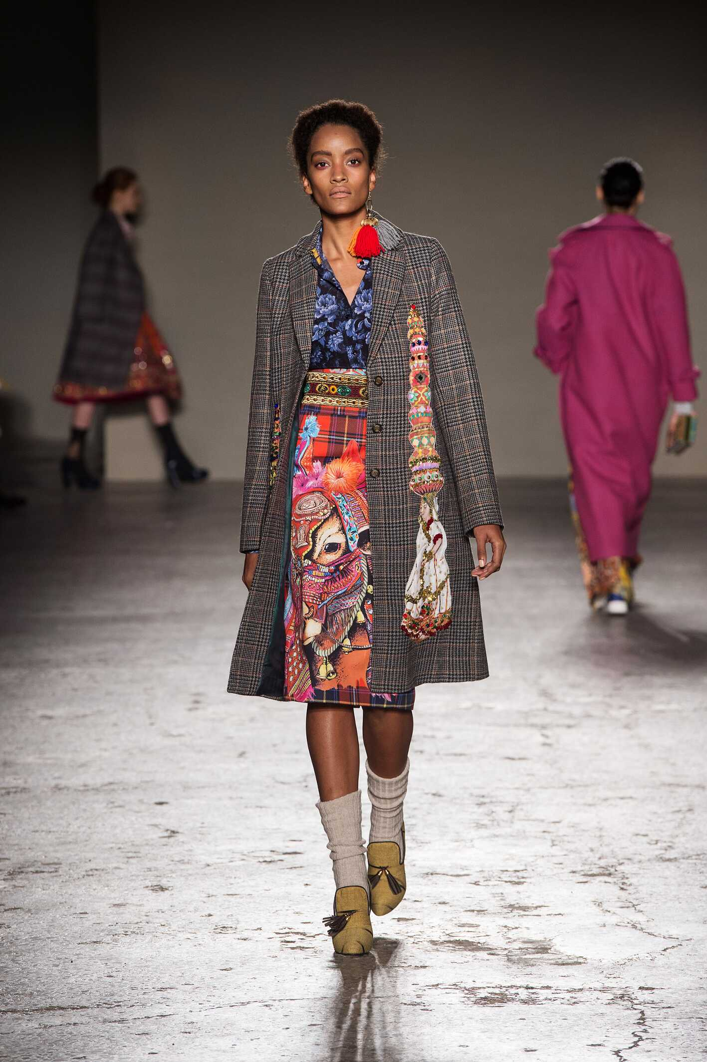 Winter Trends 2015 Stella Jean Collection