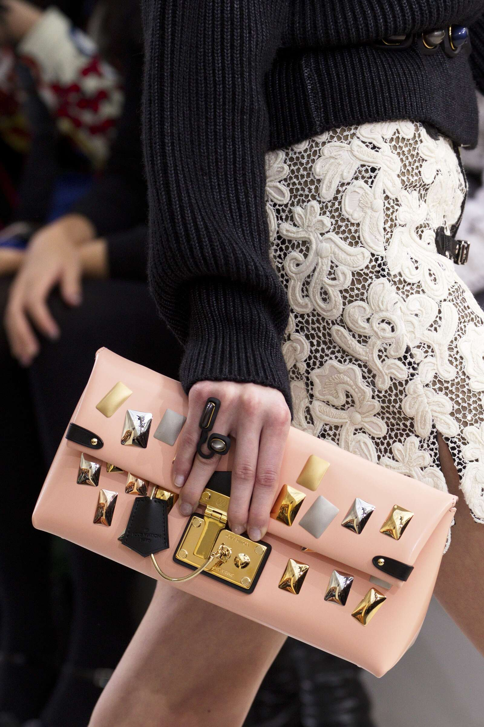 2015 16 Fall Winter Fashion Collection Louis Vuitton Bag Details