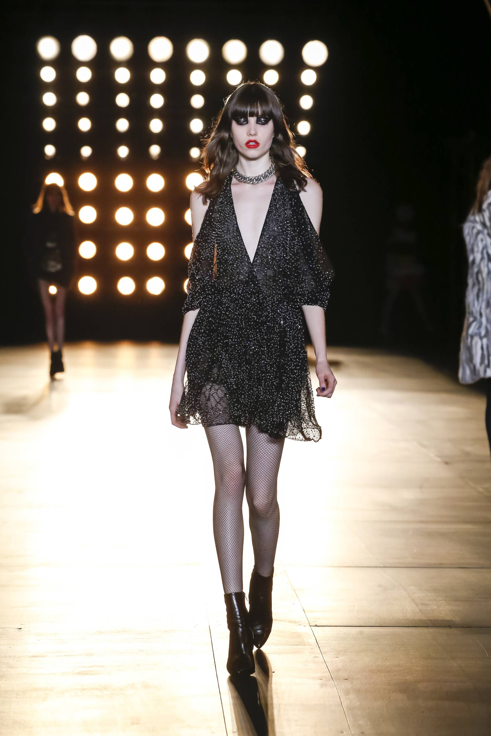 2015 16 Fall Winter Fashion Collection Saint Laurent