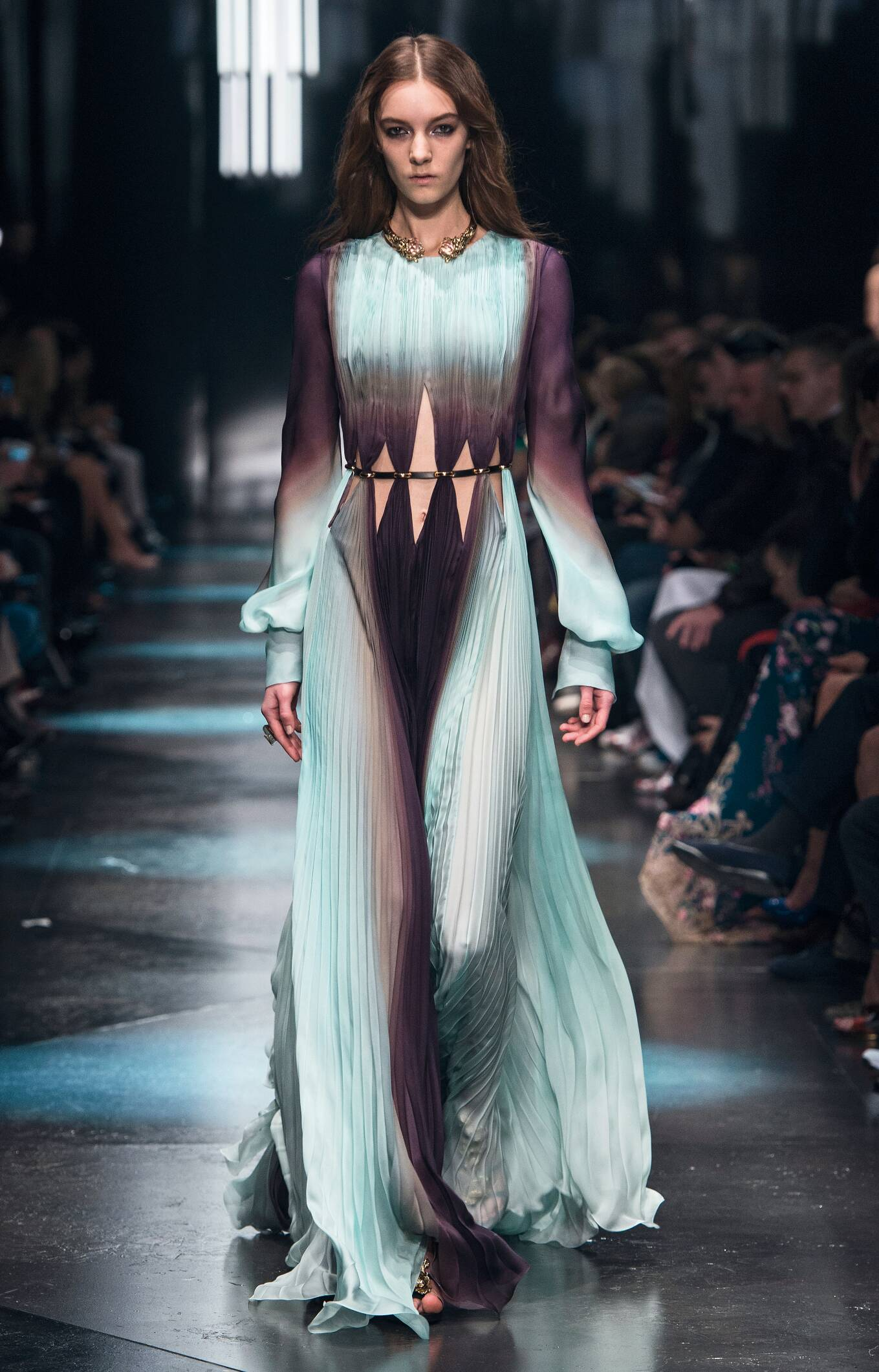 2015 16 Roberto Cavalli Fall Winter Womenswear Collection Milan Fashion Week Fashion Show