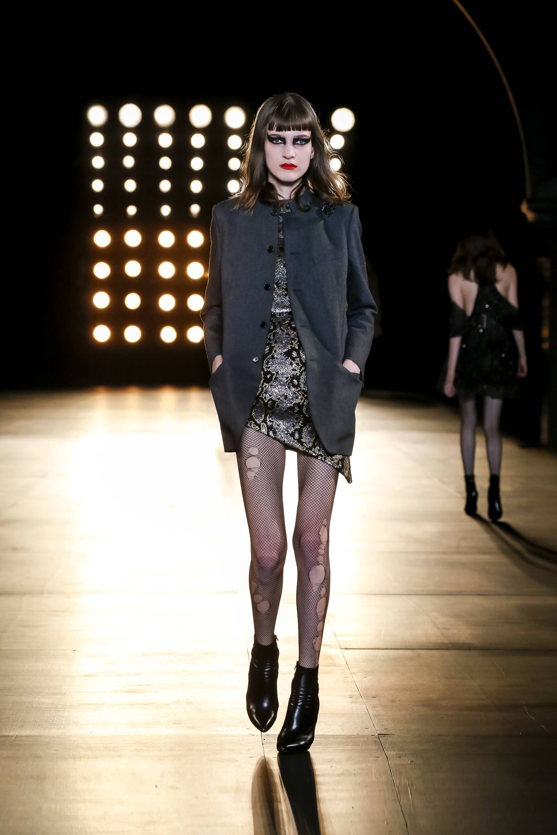 2015 2016 Fall Fashion Woman Saint Laurent Collection