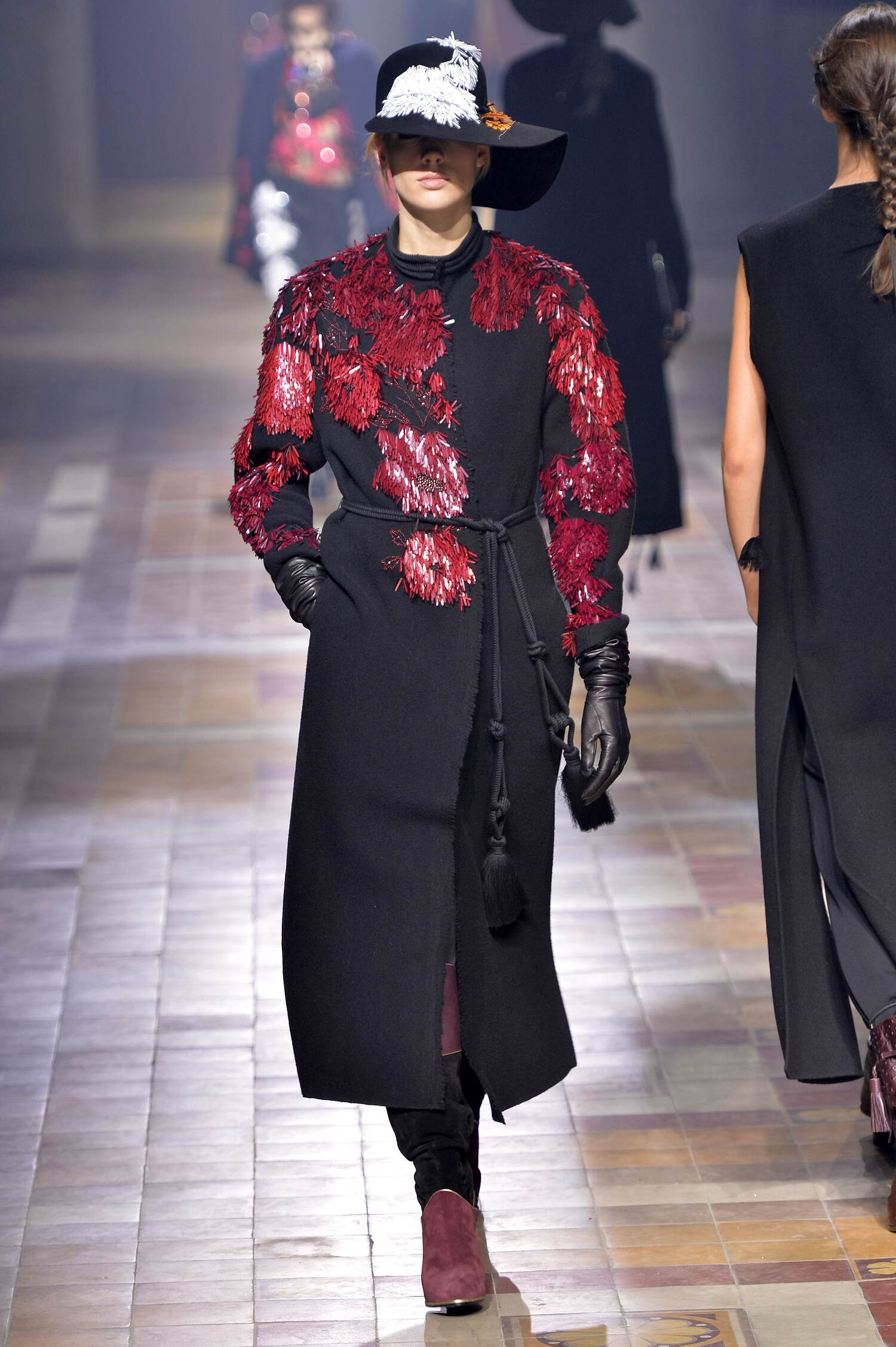 2015 Fall Fashion Woman Lanvin Collection