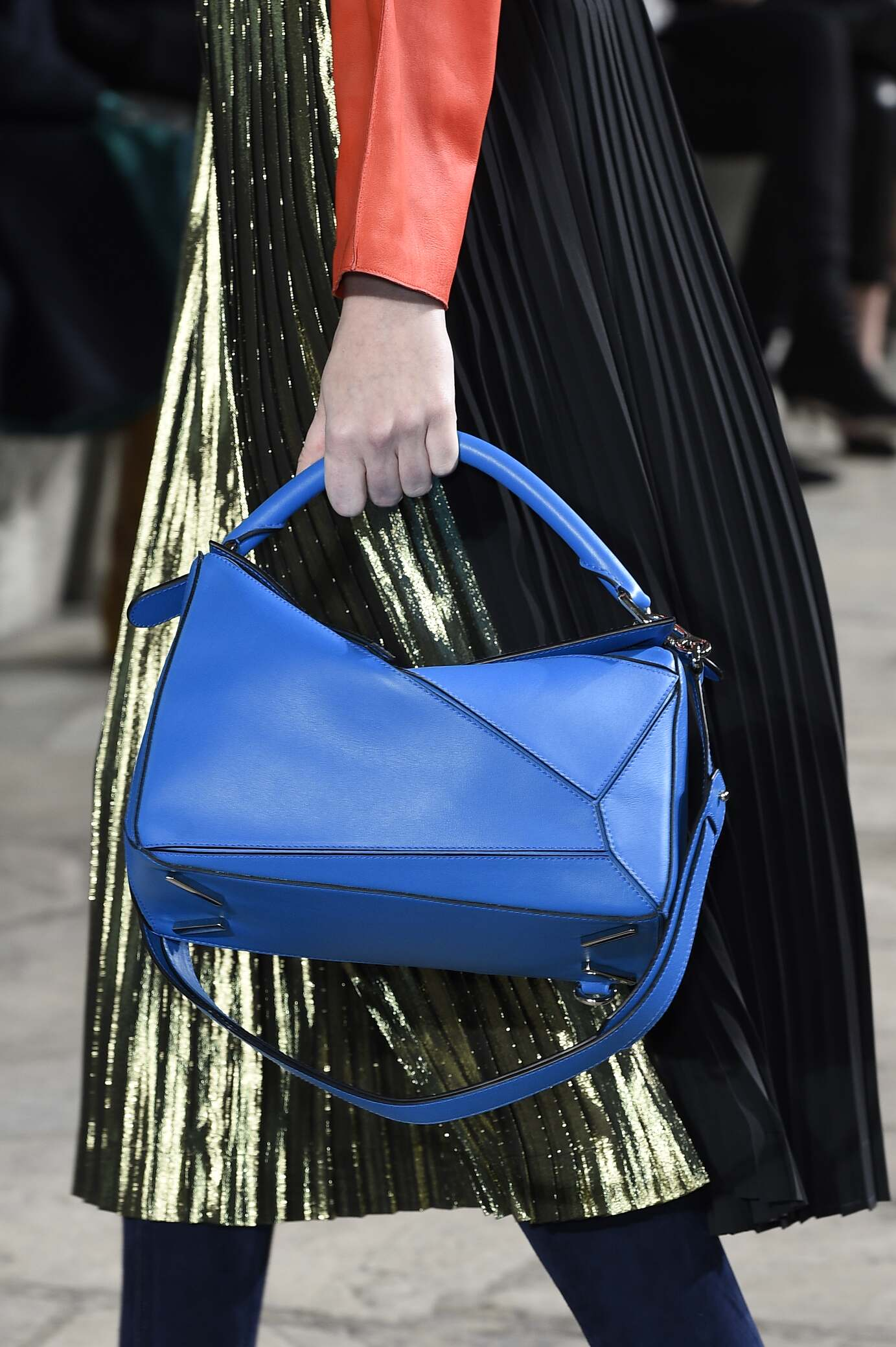 2015 Fall Fashion Woman Loewe Bag Detail Collection