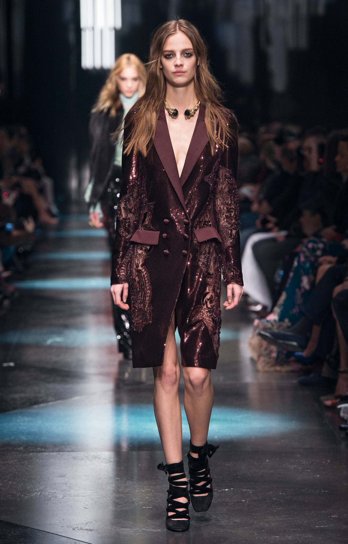 2015 Fall Fashion Woman Roberto Cavalli Collection