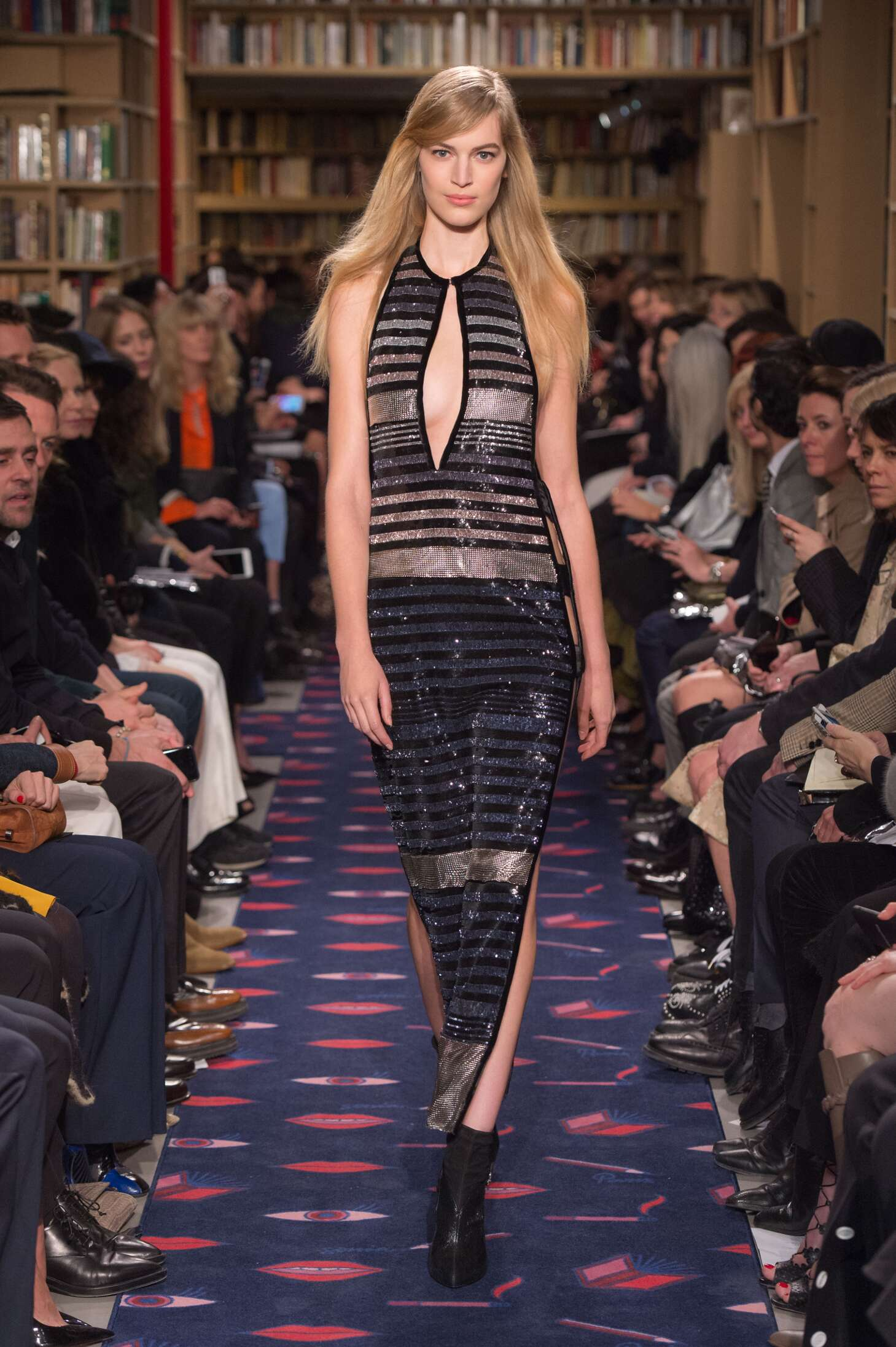 2015 Fall Fashion Woman Sonia Rykiel Collection