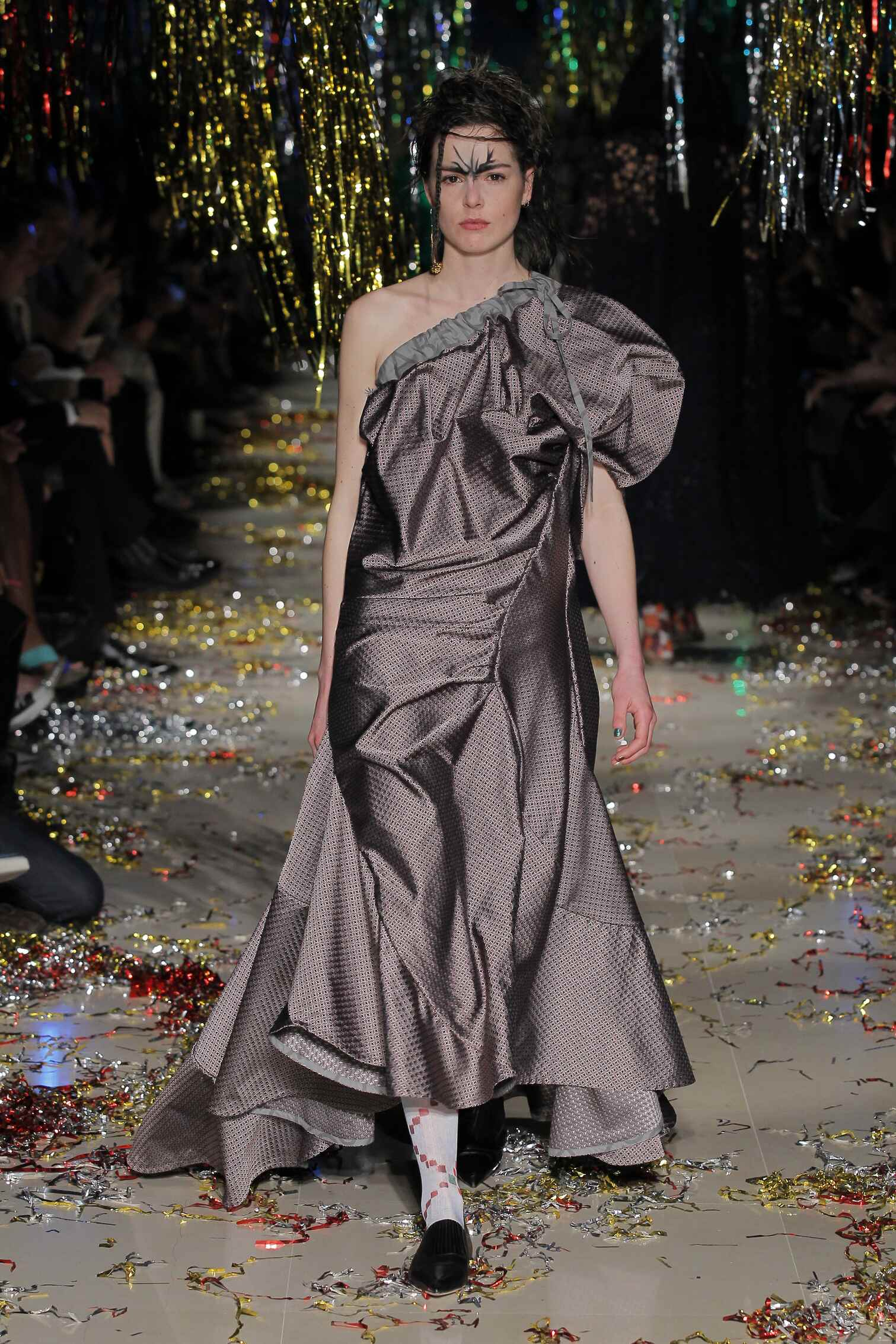 2015 Fall Fashion Woman Vivienne Westwood Gold Label Collection